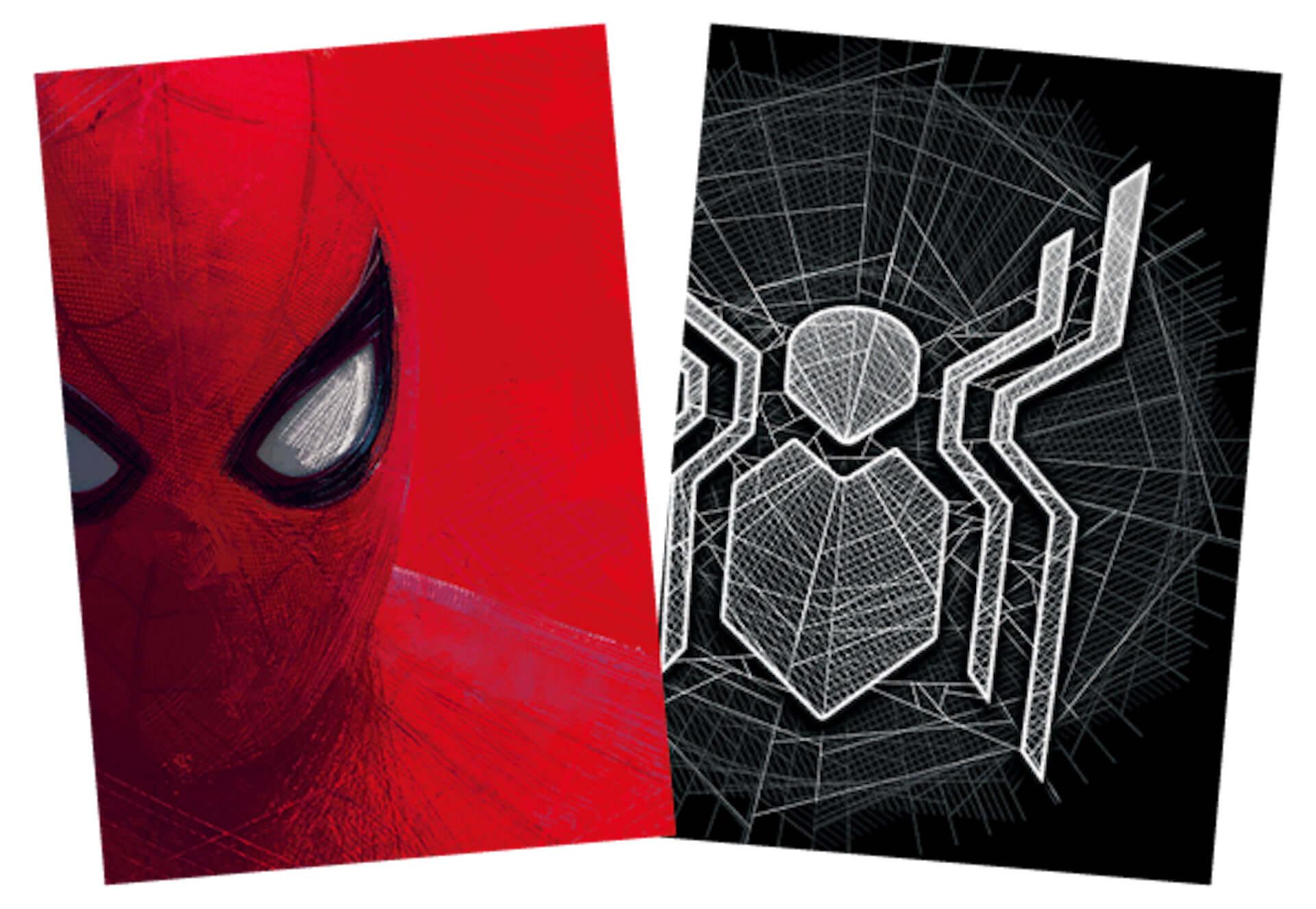 映画「スパイダーマン」最新作の超レアグッズが当たる!Happyくじ『スパイダーマン:ファー・フロム・ホーム』登場 art190628_spiderman_lot_7-1920x1325