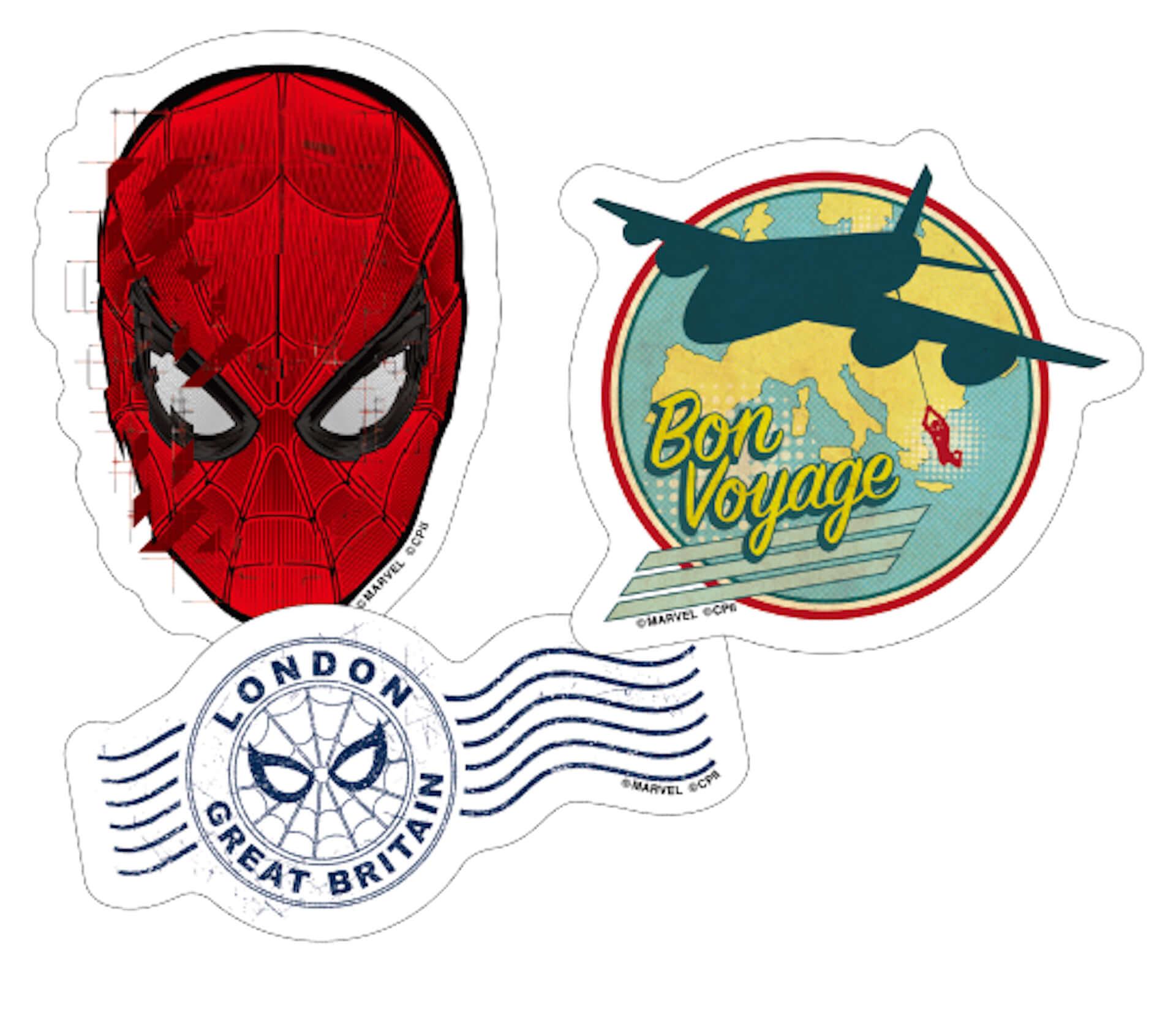 映画「スパイダーマン」最新作の超レアグッズが当たる!Happyくじ『スパイダーマン:ファー・フロム・ホーム』登場 art190628_spiderman_lot_10-1920x1656