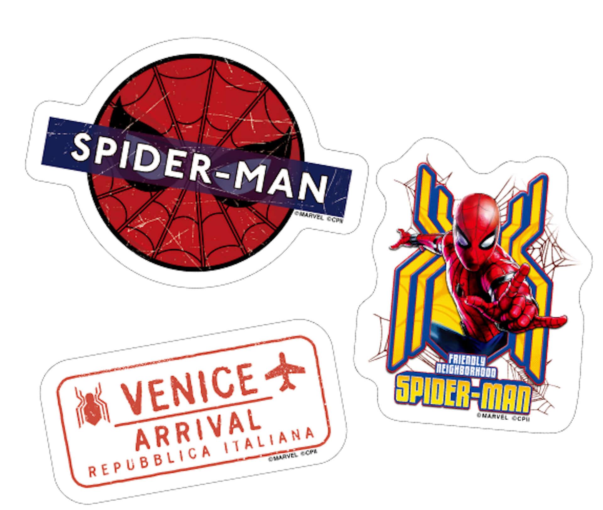 映画「スパイダーマン」最新作の超レアグッズが当たる!Happyくじ『スパイダーマン:ファー・フロム・ホーム』登場 art190628_spiderman_lot_11-1920x1626