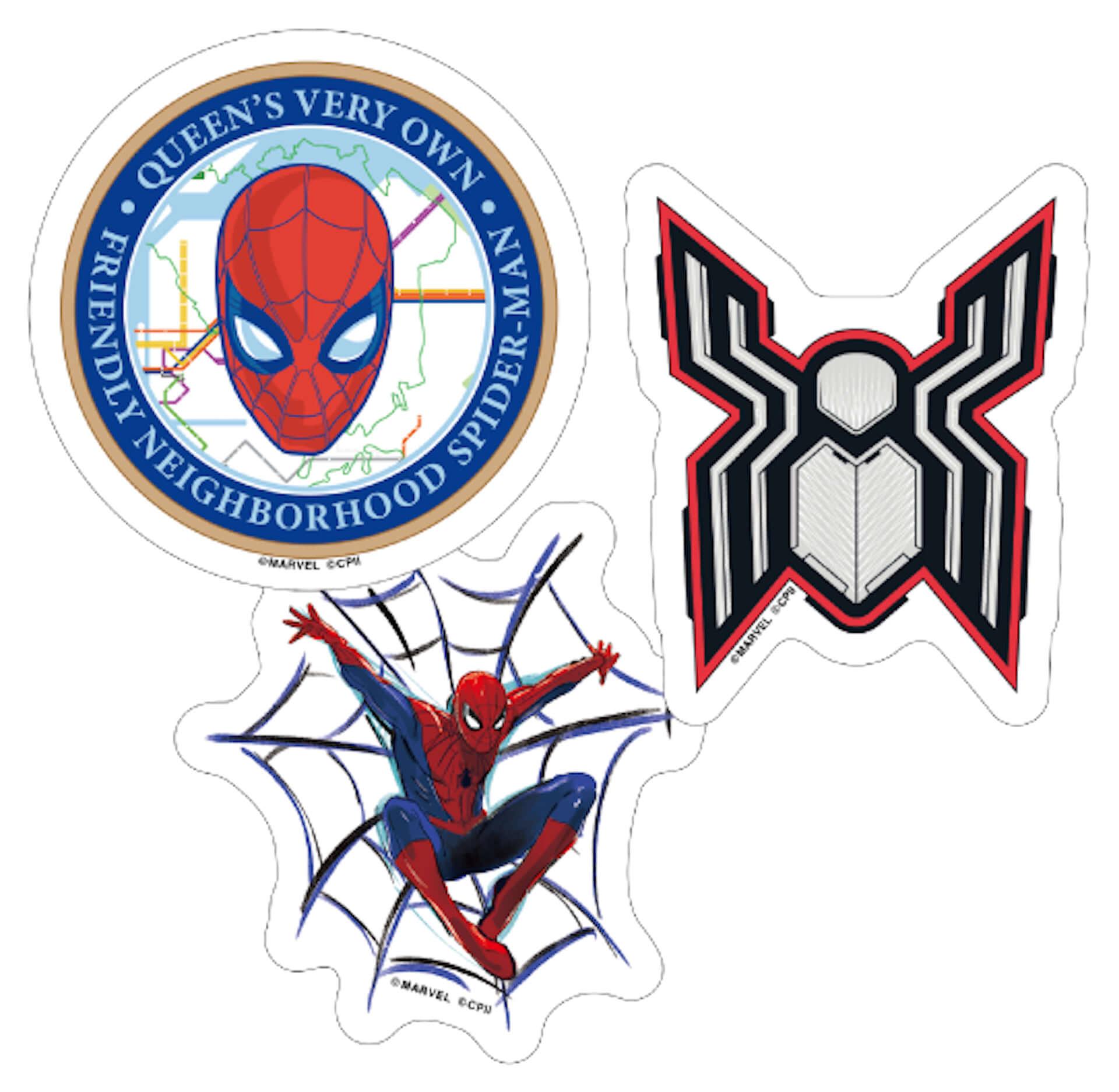 映画「スパイダーマン」最新作の超レアグッズが当たる!Happyくじ『スパイダーマン:ファー・フロム・ホーム』登場 art190628_spiderman_lot_13-1920x1874