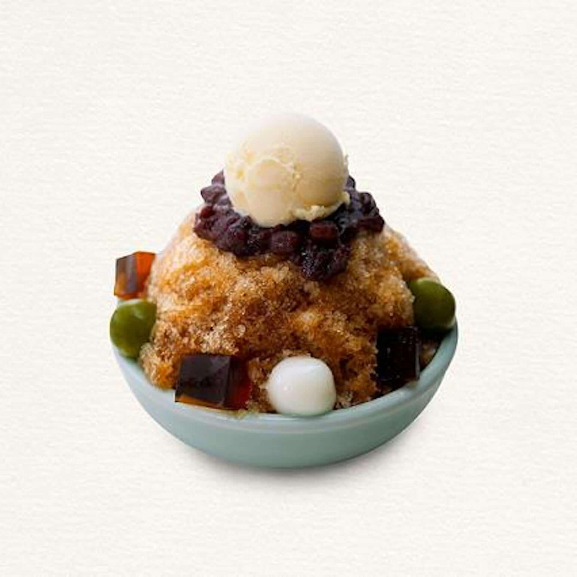 """ひんやりスイーツが美味しく食べられる季節がやってきた!大丸東京""""デパカフェ""""にかき氷、アイスなど20種類以上が登場 gourmet190702_kakigori_5-1920x1920"""