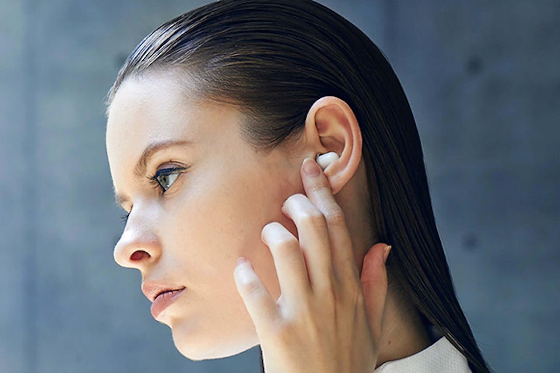 片耳1.3g!世界最小ワイヤレスイヤホン「GRAIN」がクラウドファンディングサイトにて予約販売開始 technology190701grain_1-1920x1281