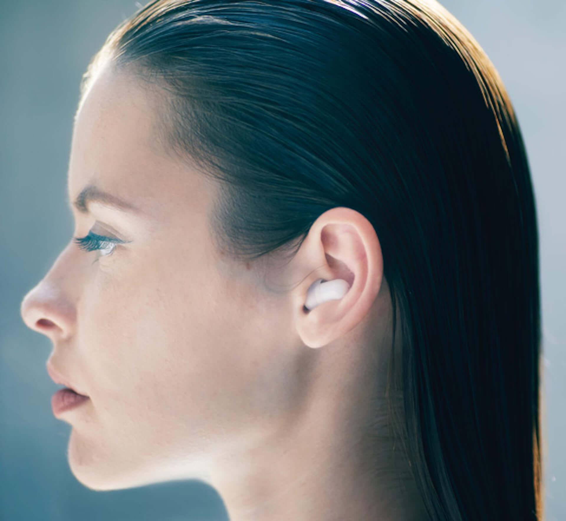 片耳1.3g!世界最小ワイヤレスイヤホン「GRAIN」がクラウドファンディングサイトにて予約販売開始 technology190701grain_2-1920x1768