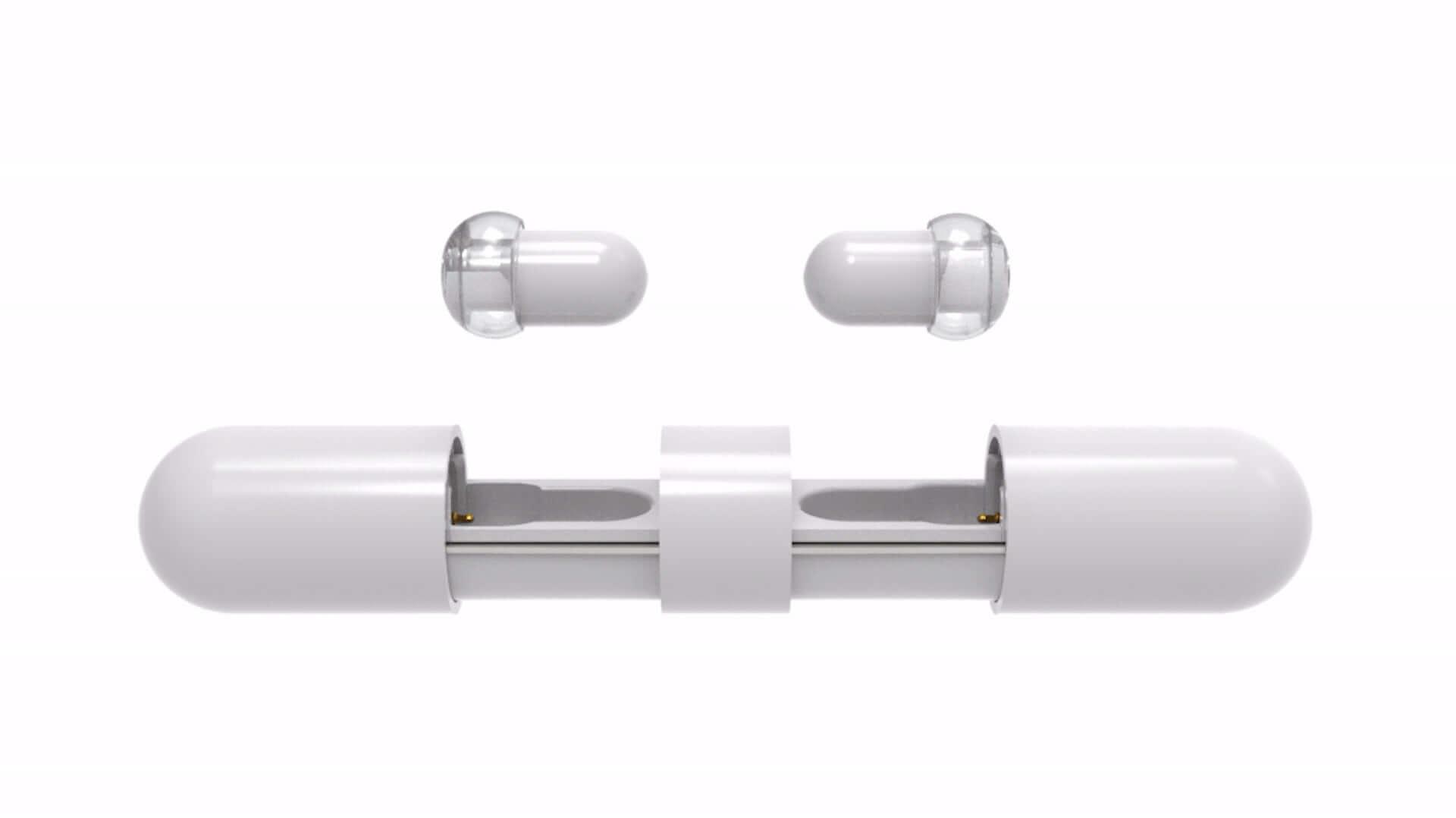 片耳1.3g!世界最小ワイヤレスイヤホン「GRAIN」がクラウドファンディングサイトにて予約販売開始 technology190701grain_5-1920x1078