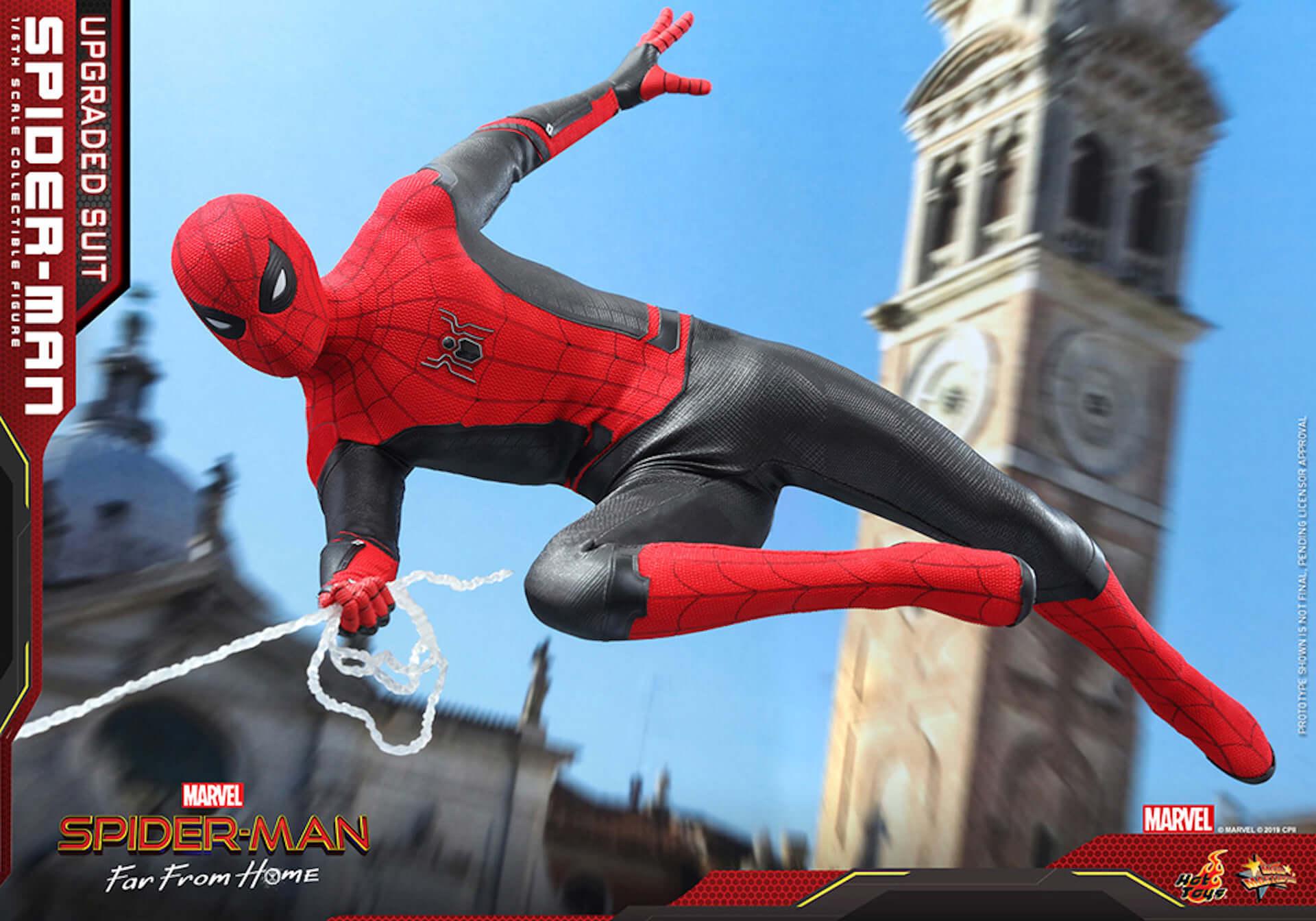 新生スパイダーマン誕生!『スパイダーマン:ファー・フロム・ホーム』のアップグレードスーツが完全フィギュア化 film190702_sffh_upgrade_4-1920x1344