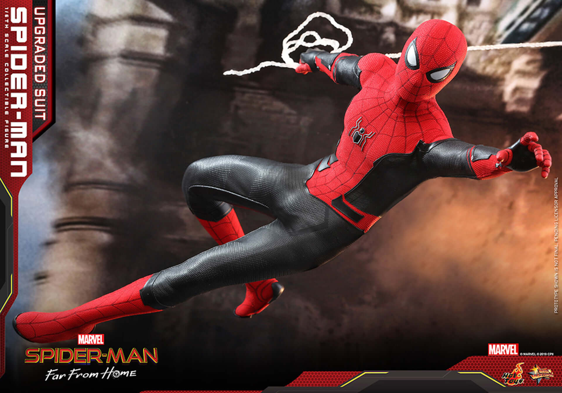 新生スパイダーマン誕生!『スパイダーマン:ファー・フロム・ホーム』のアップグレードスーツが完全フィギュア化 film190702_sffh_upgrade_main-1920x1344
