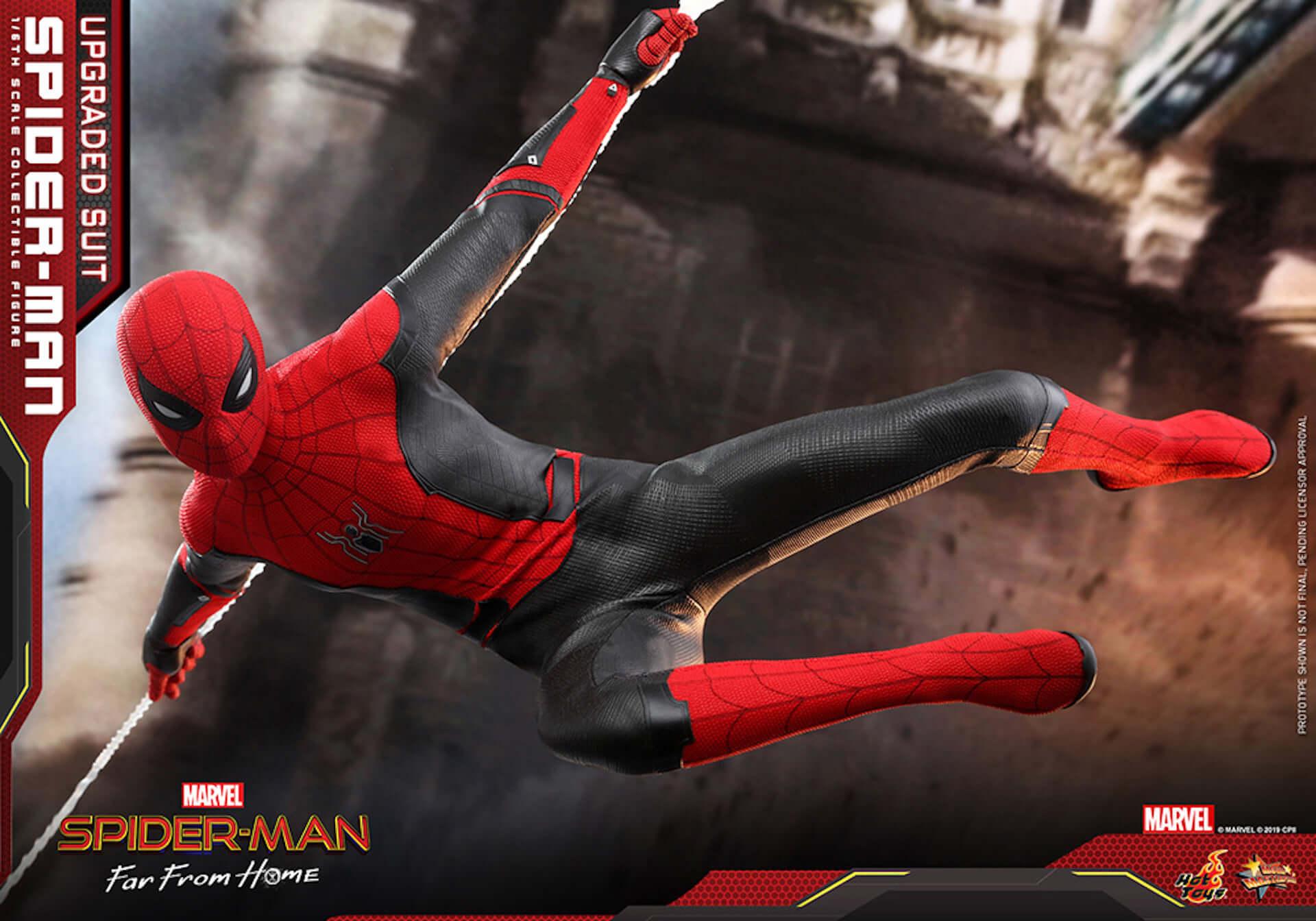 新生スパイダーマン誕生!『スパイダーマン:ファー・フロム・ホーム』のアップグレードスーツが完全フィギュア化 film190702_sffh_upgrade_3-1920x1344