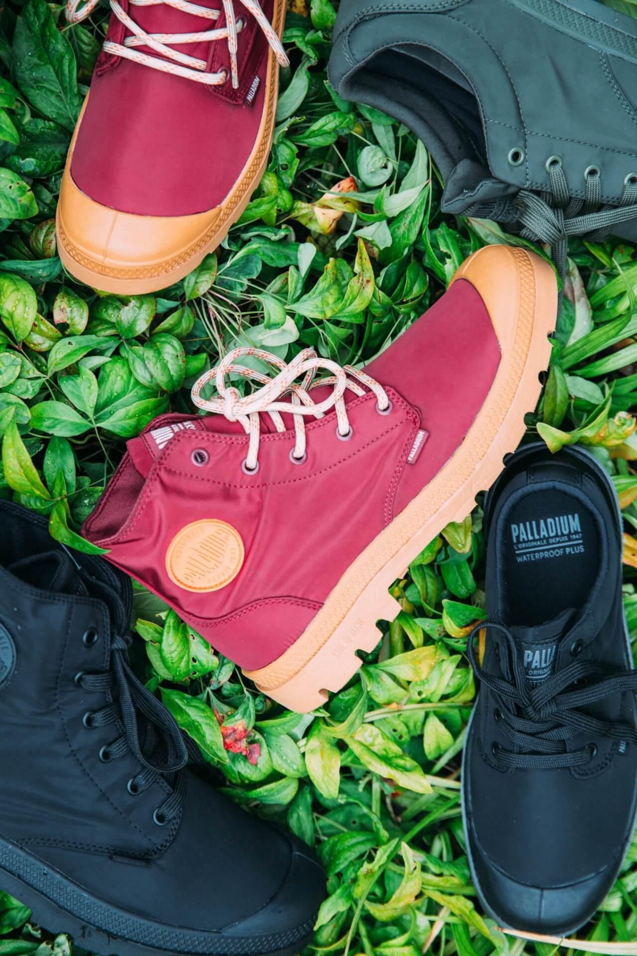 PALLADIUM徹底解剖|雨の日やアウトドア/フェスで大活躍するおしゃれな防水靴の秘密 life-fashion190704-palladium-13