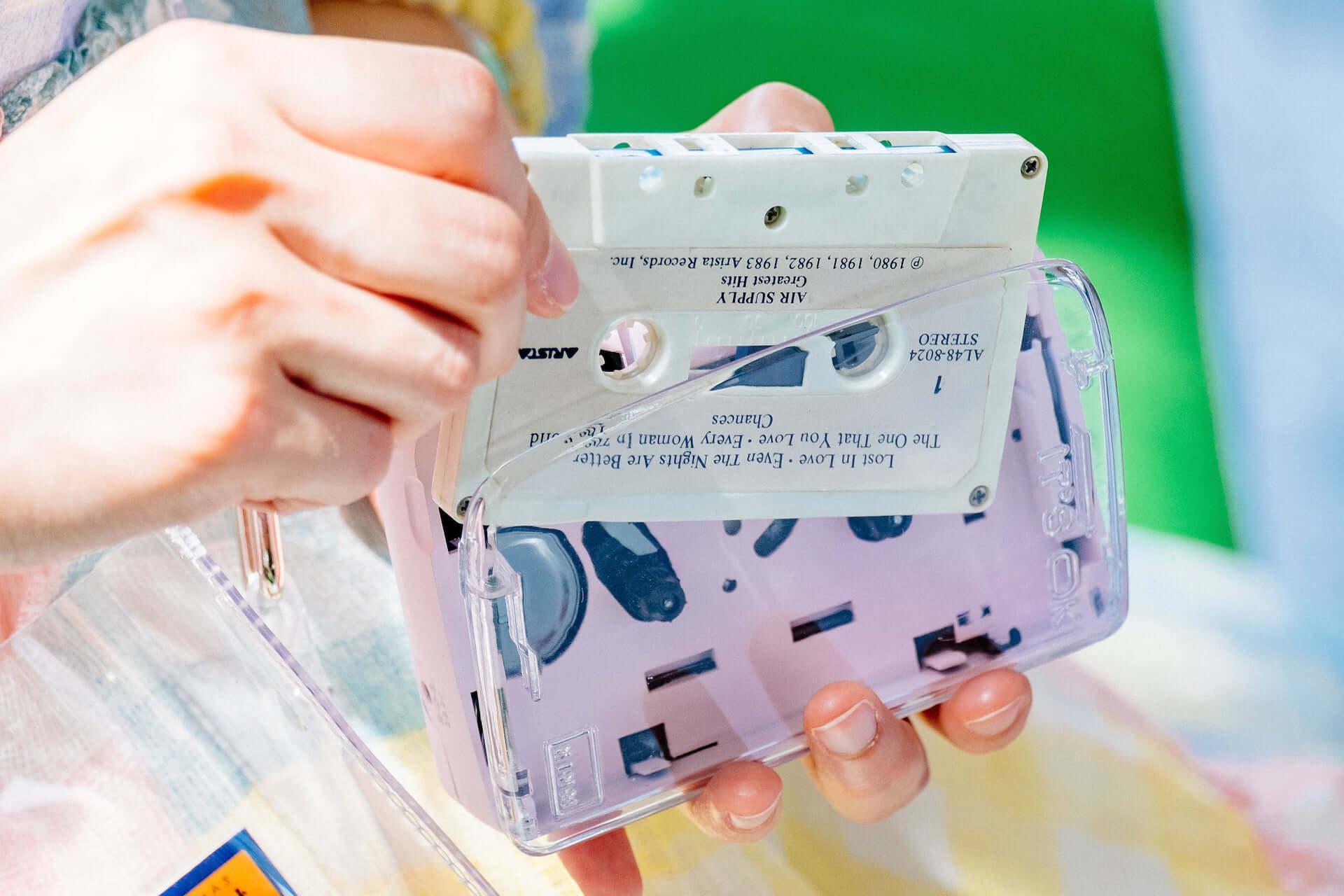 世界初!Bluetooth 5.0対応カセットプレイヤー「IT'S OK」が登場|最新の音楽をレトロな音質で堪能 technology190705itsok-bluetooth_13-1920x1280