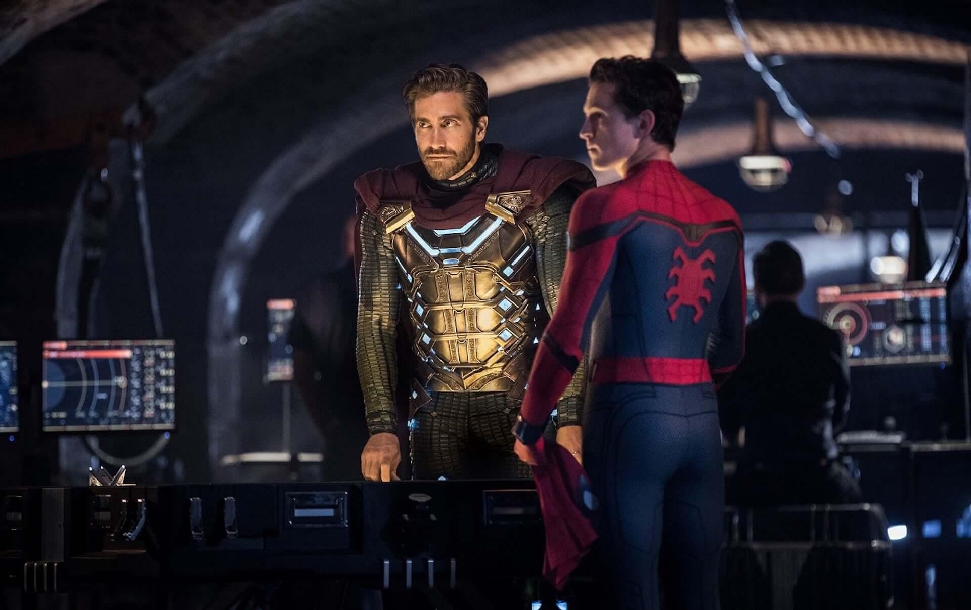 カギを握るのはニック・フューリー!?『スパイダーマン:ファー・フロム・ホーム』のキャストインタビュー映像第2弾公開 film190706spiderman-farfromhome-making_6-1920x1206