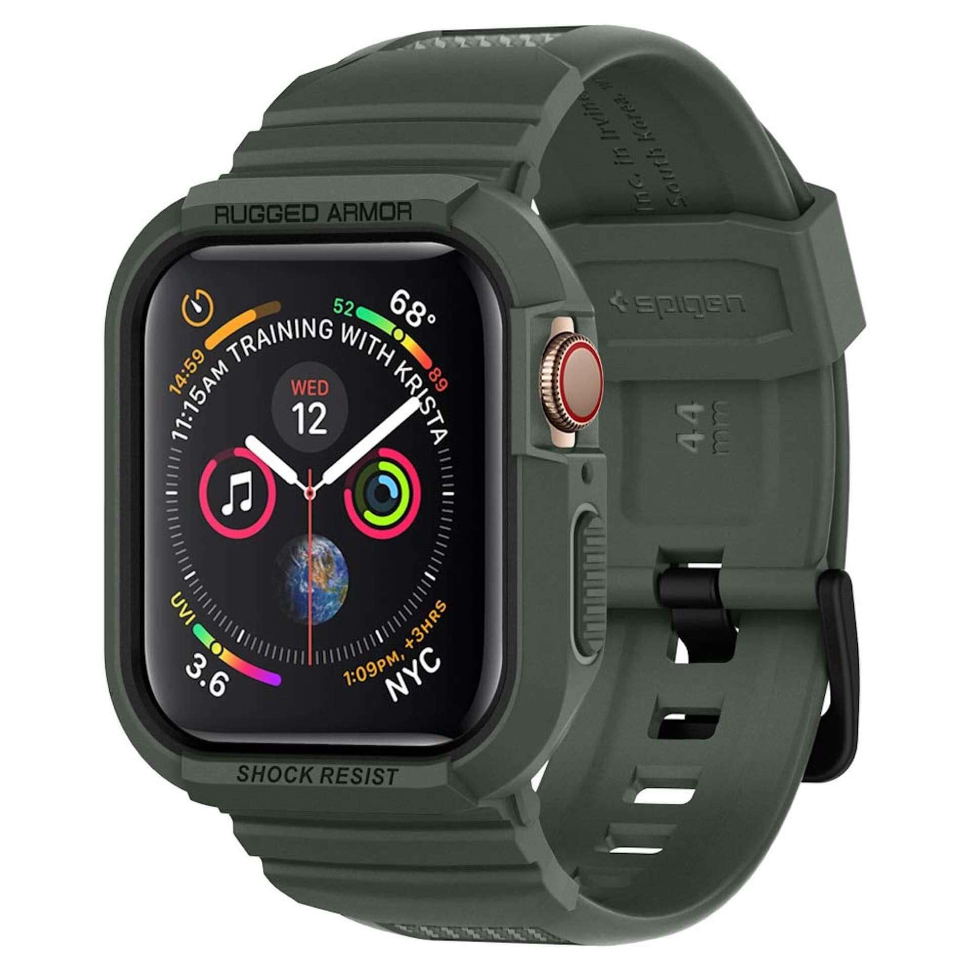 アウトドア・スポーツシーンでもApple Watchを!耐衝撃ケースSpigen「ラギッド・アーマー プロ」に新色追加 technology190708spigen-applewatch4_2-1920x1920