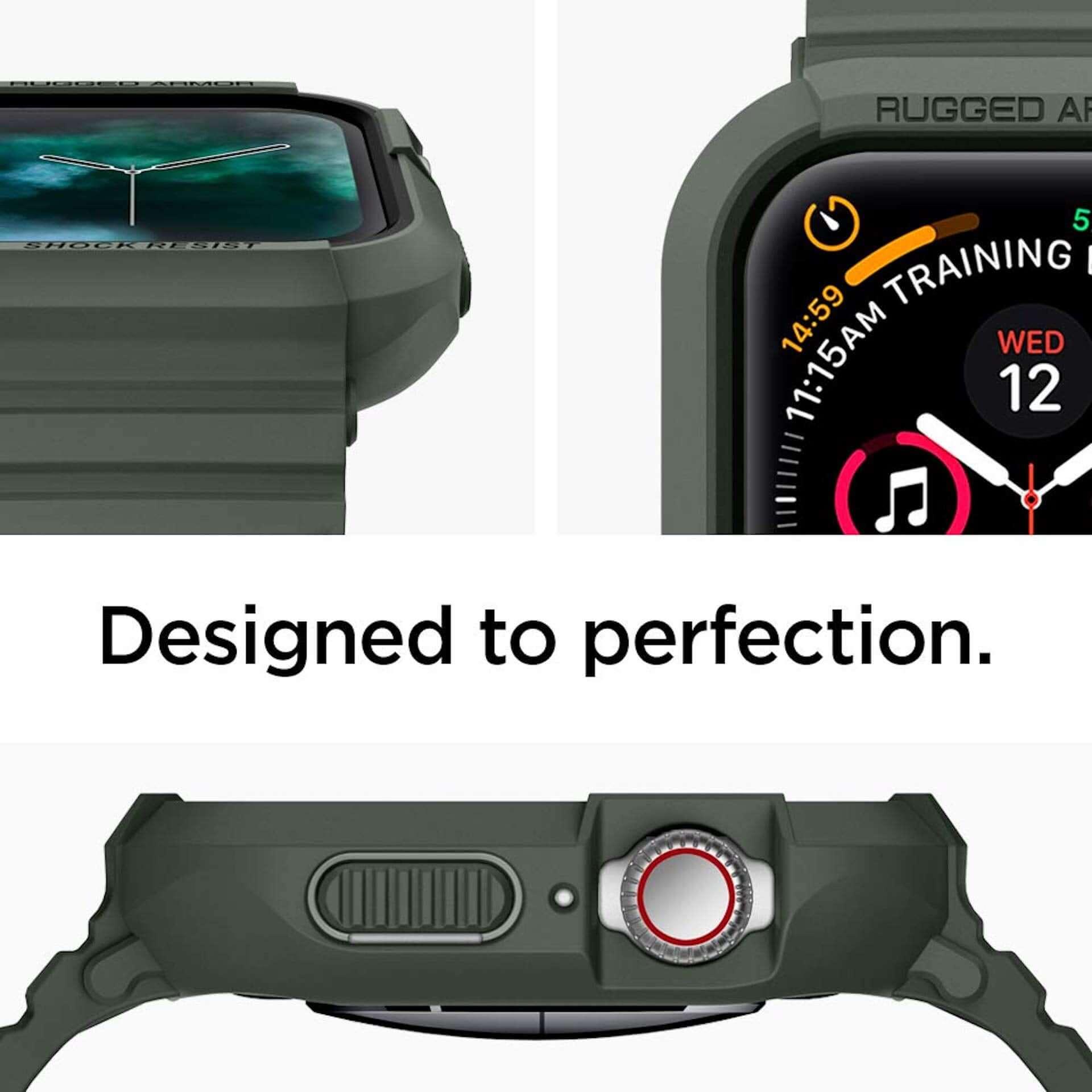 アウトドア・スポーツシーンでもApple Watchを!耐衝撃ケースSpigen「ラギッド・アーマー プロ」に新色追加 technology190708spigen-applewatch4_4-1920x1920