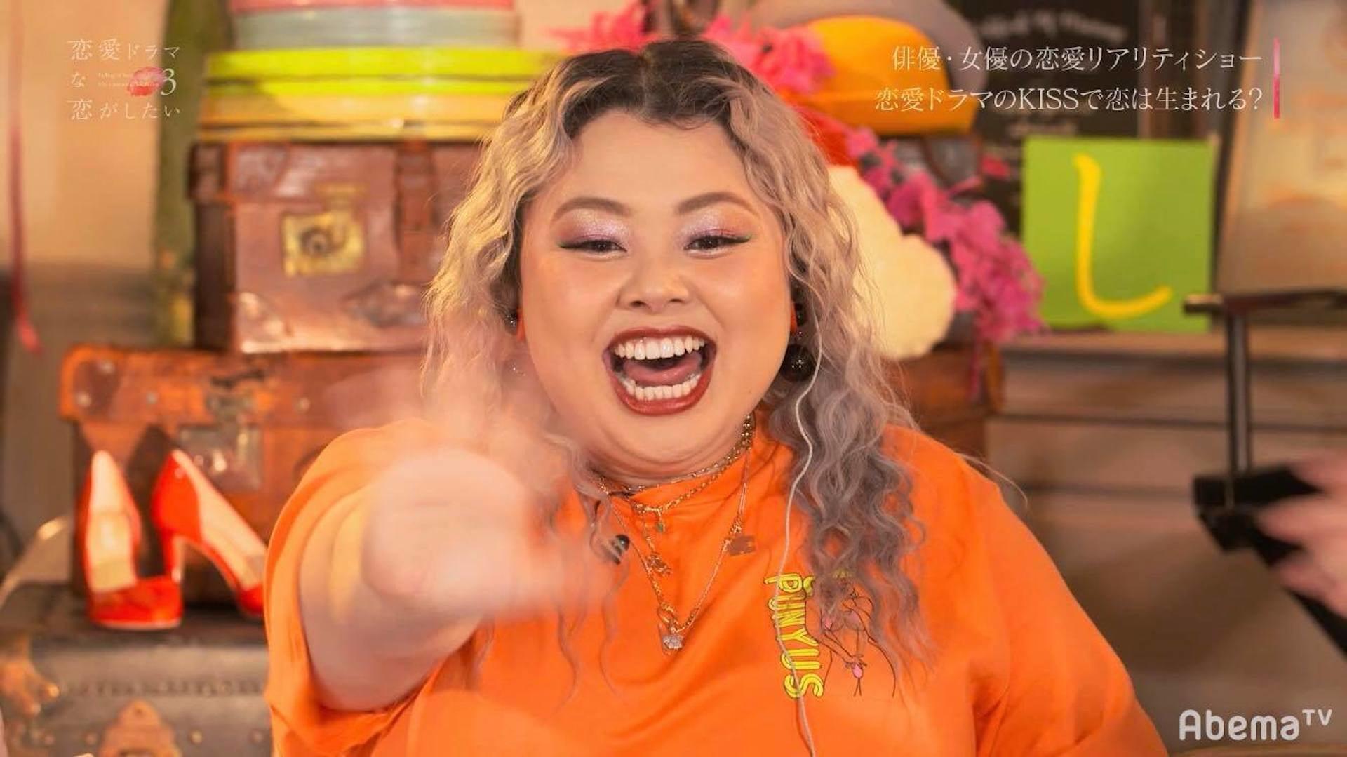ずぶ濡れキスに渡辺直美が大興奮「このキスが1番良かった。過去1!」|AbemaTV『恋愛ドラマな恋がしたい3』配信中 video190708abematv-renai3_5-1920x1079
