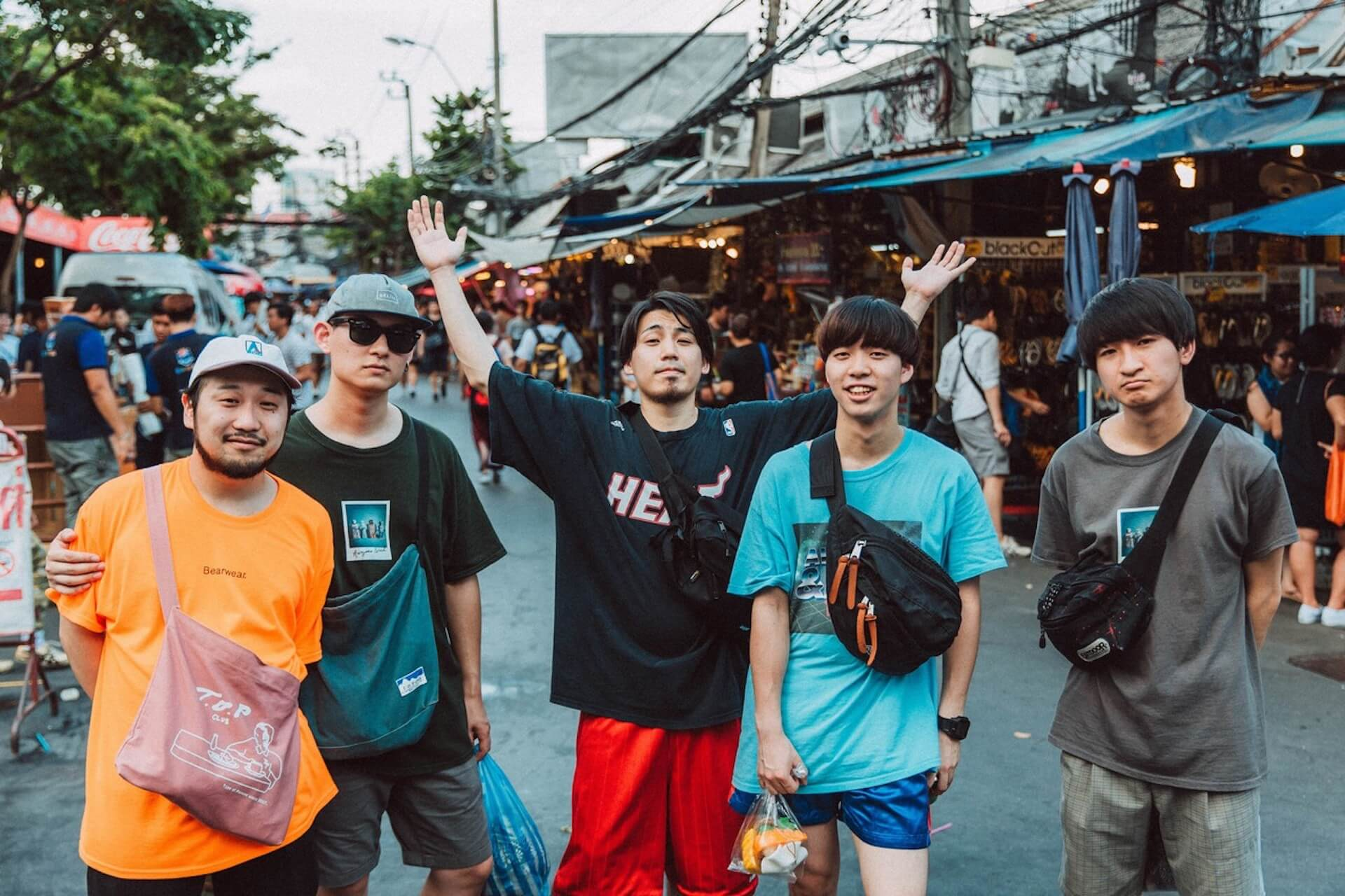 25人に訊く<FUJI ROCK FESTIVAL 2019>にいく理由 #17 Kazma Kobayashi(Bearwear) music190710-fujirock2019