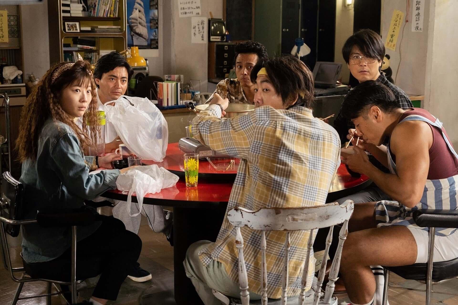 Netflix『全裸監督』本編映像公開|山田孝之演じる村西「素材を生かすも殺すも料理人の腕次第だからな」 film190711zenrakantoku_1-1920x1280