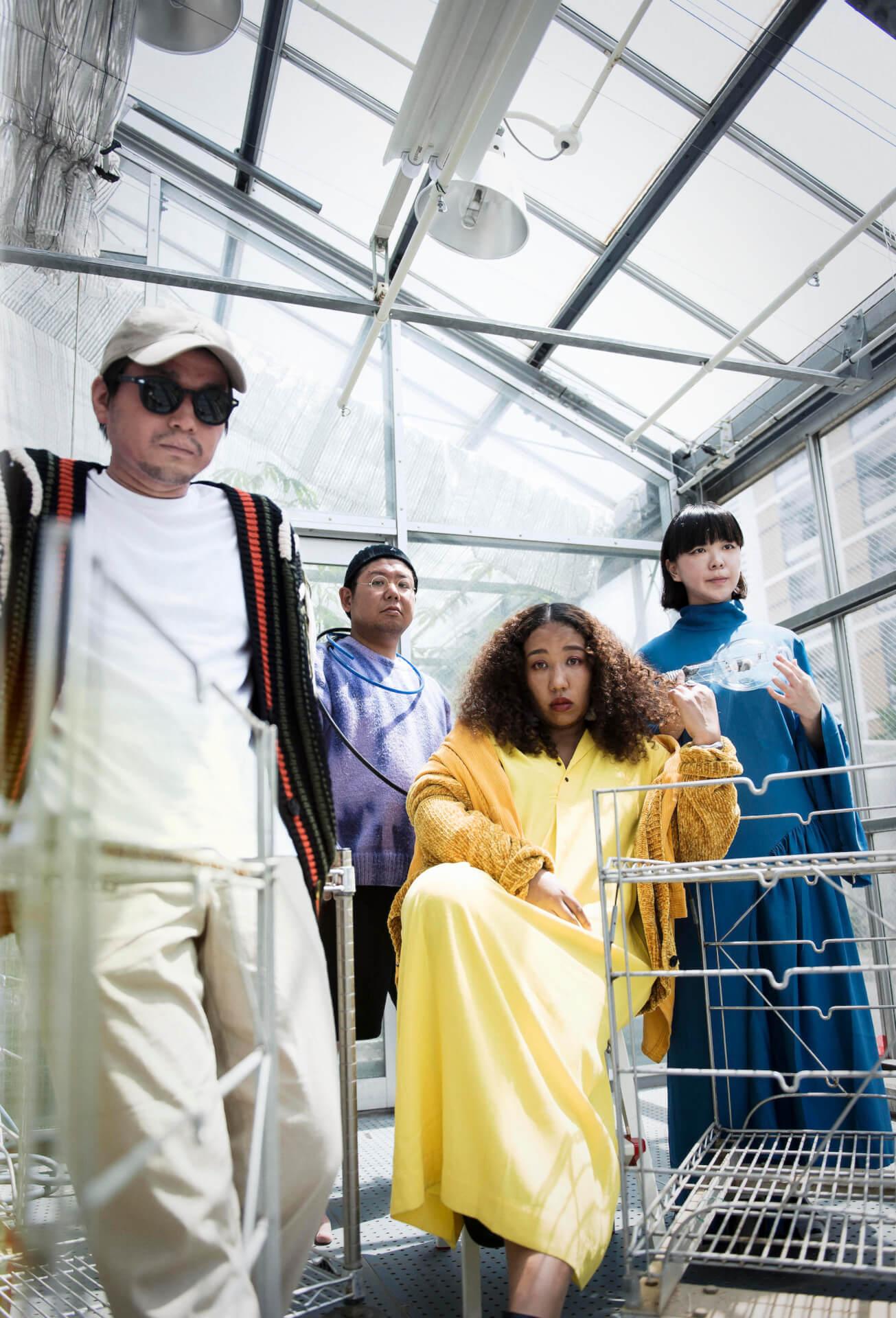 LIQUIDROOM15周年公演にてtoeのワンマン公演が開催 オープニングアクトに、んoonが登場 music190712-liquidroom15th-toe-1
