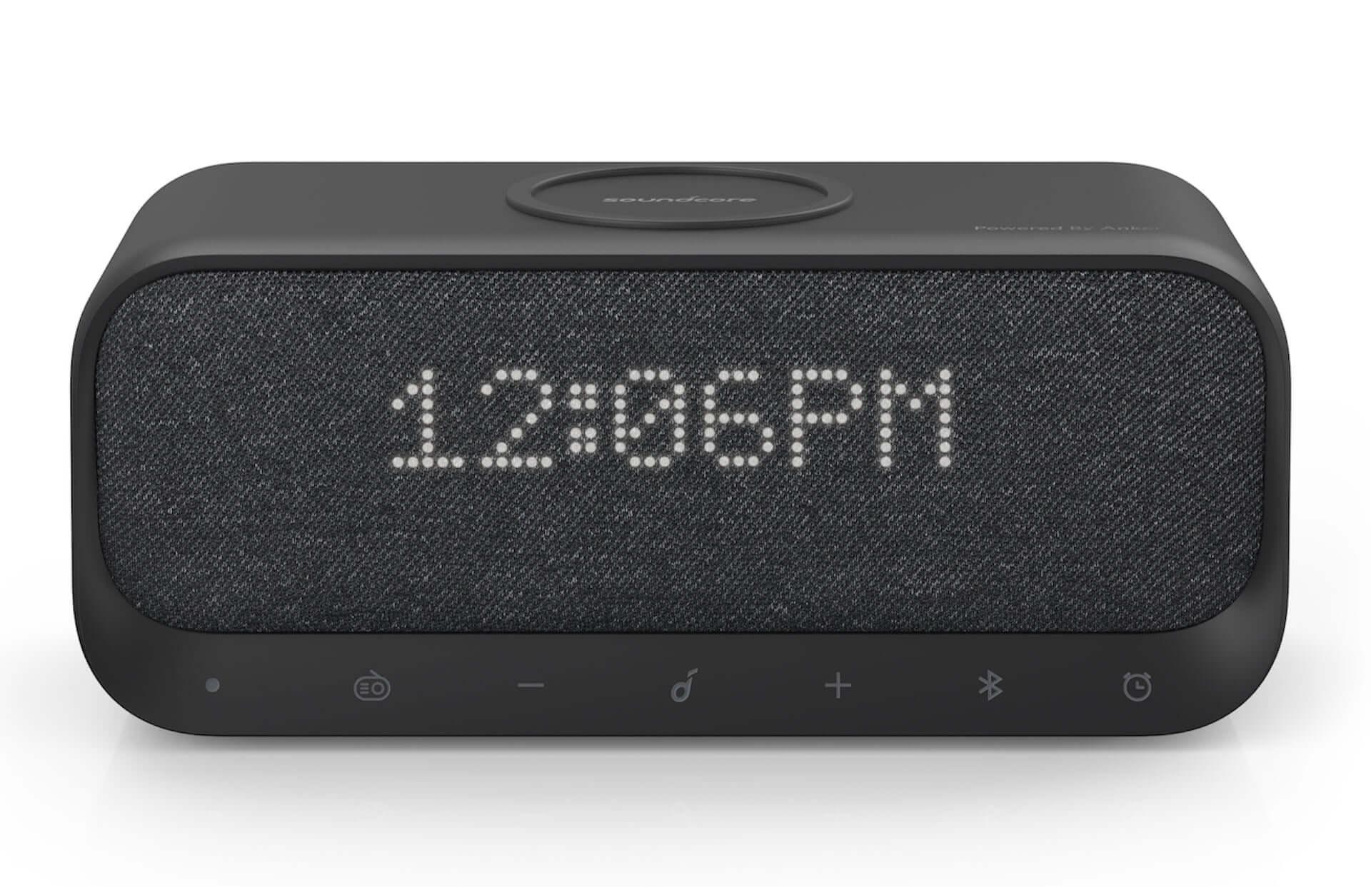 ベッドサイドでこそ力を発揮するBluetoothスピーカー!目覚まし時計・充電器が1台になった「Soundcore Wakey」 technology190712anker-soundwakey_1-1920x1243