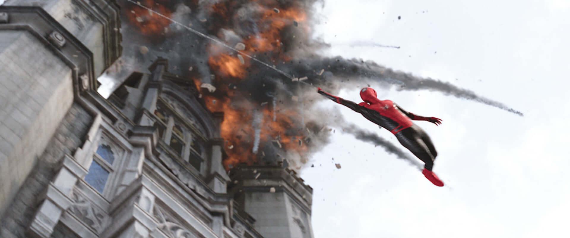 スパイダーマン旋風はまだまだ続く!『スパイダーマン:ファー・フロム・ホーム』が全米2週連続1位に film190716_sffh_gross_1-1920x804