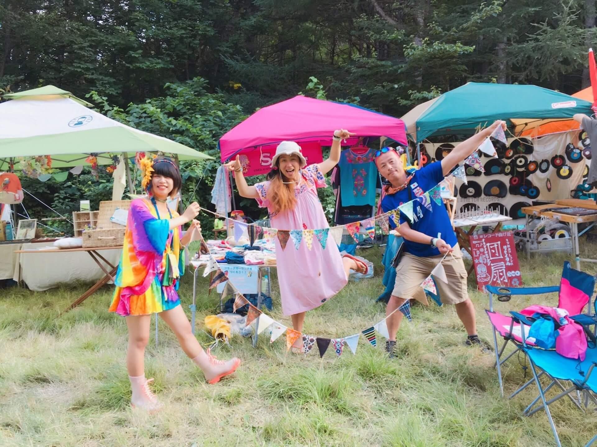 25人に訊く<FUJI ROCK FESTIVAL 2019>にいく理由|#27 サチ(THEティバ・ドラム) music190717-fujirock