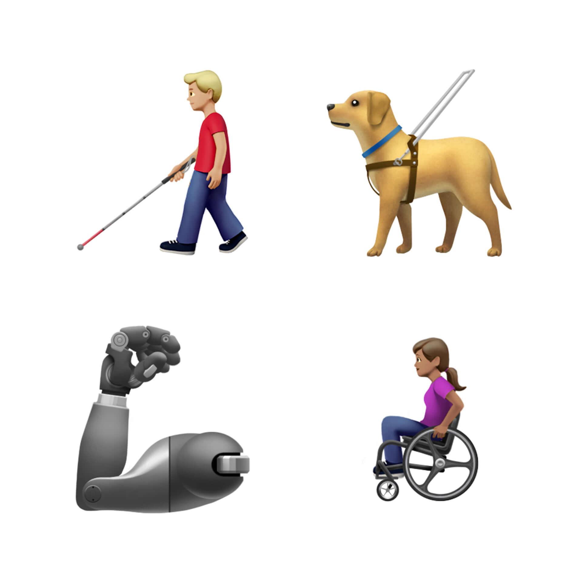 キュートな動物たちから多様性を奨励する絵文字まで!Apple「iOS 13」に追加予定の絵文字の一部が公開に tech190717_apple_emoji_3-1920x1920