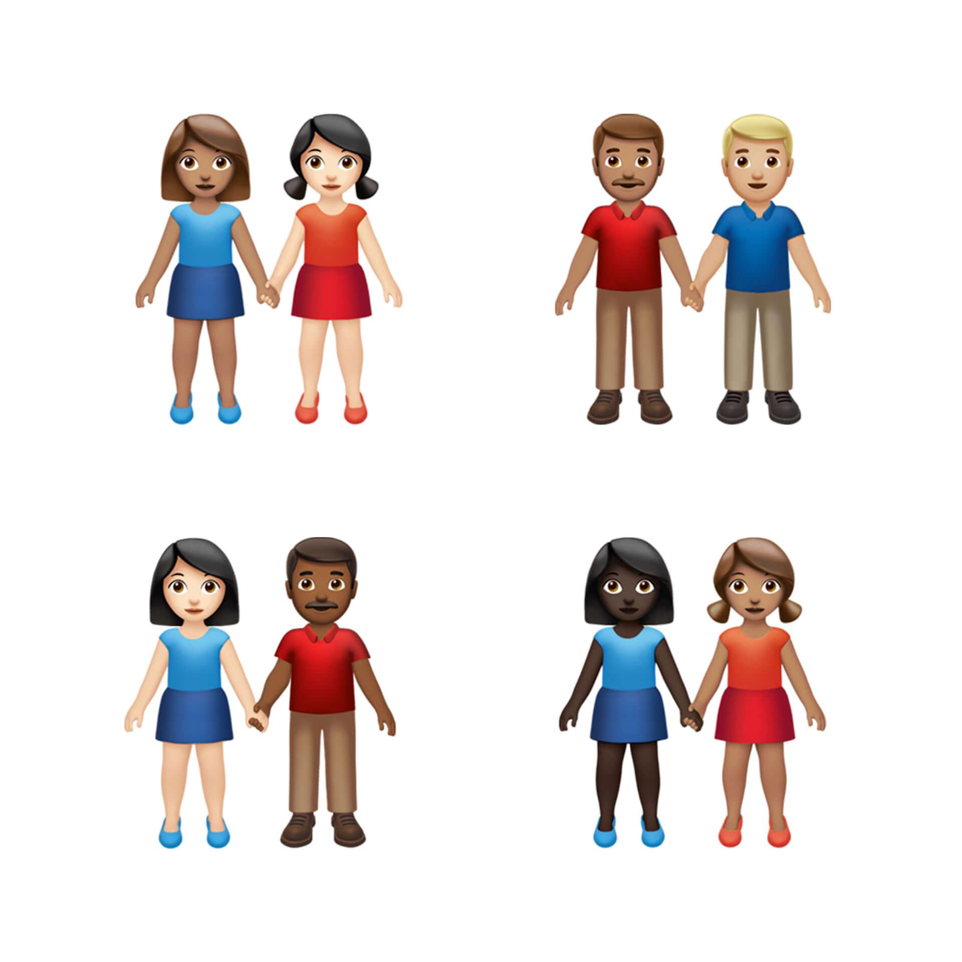キュートな動物たちから多様性を奨励する絵文字まで!Apple「iOS 13」に追加予定の絵文字の一部が公開に tech190717_apple_emoji_2-1920x1920