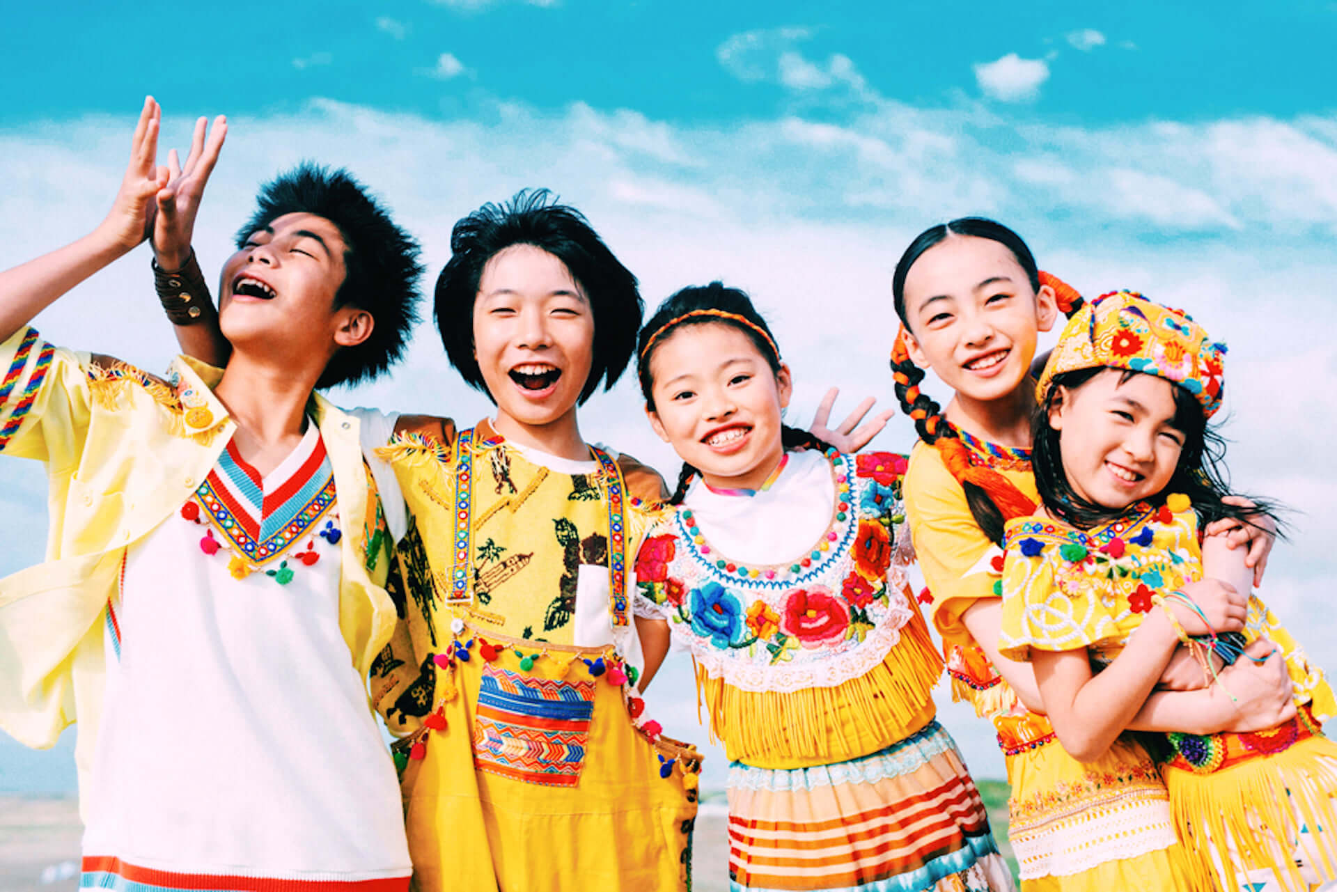 米津玄師が「パプリカ」をセルフカバー!8月NHK『みんなのうた』で初放送 music190718_yonezukenshi_paprika_2-1-1920x1281