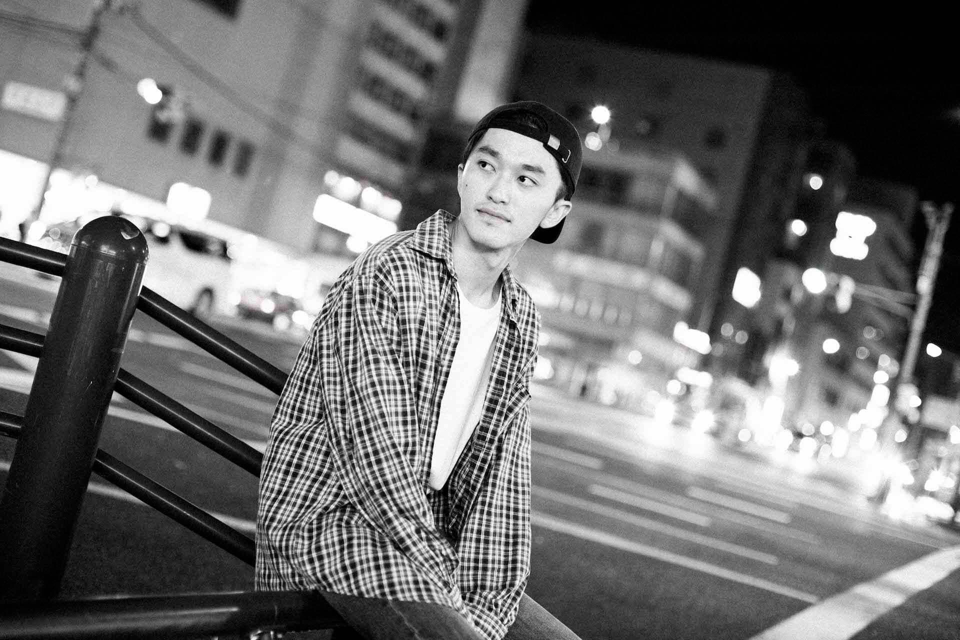"the McFaddin — 夜の京都で5人に訊く、ファーストアルバム""Rosy"" interview190718-themcfaddin-4"