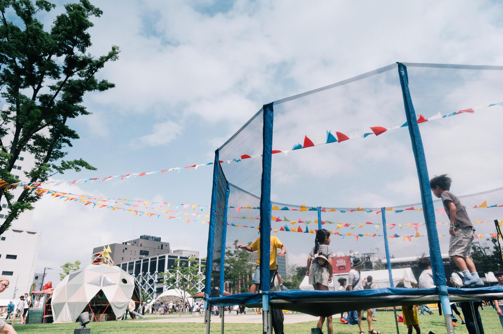 初開催のONE PARK FESTIVALレポート|WONK長塚、Ovall、福井のアーティストhendecagonと水咲加奈の感想は? music190719-oneparkfestival-6