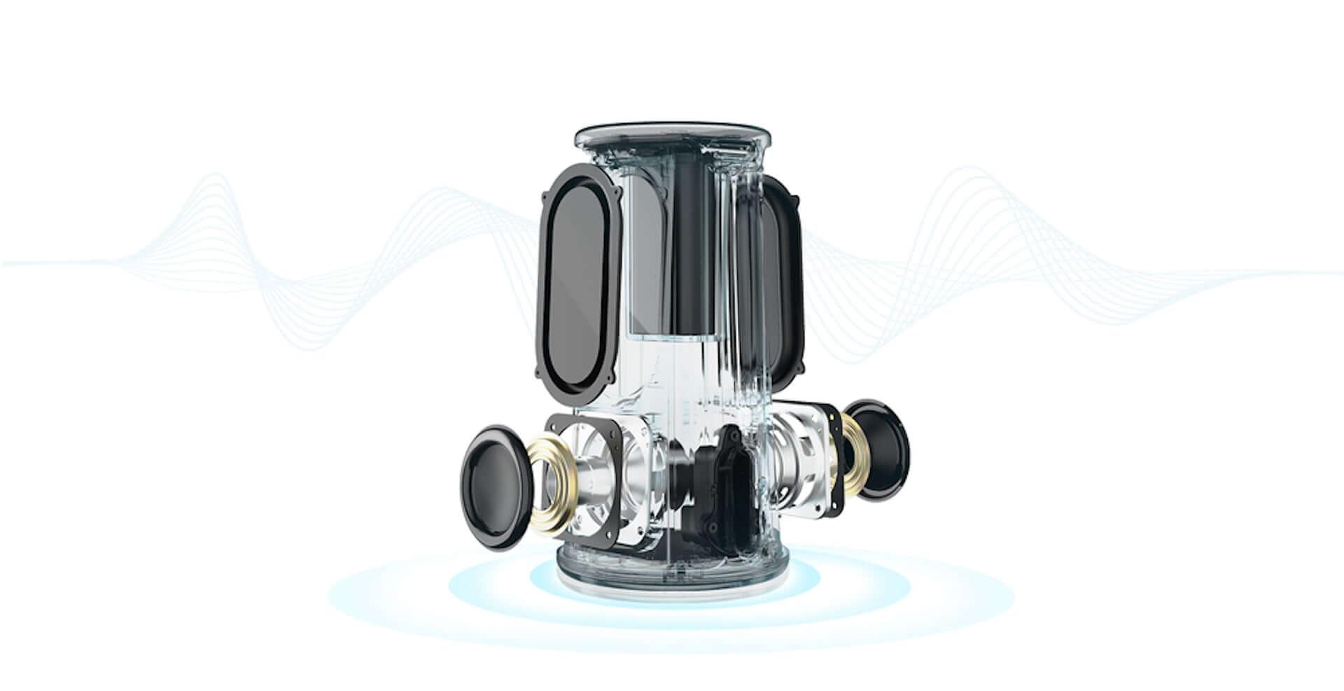 どんな水でも大丈夫、360°方向に迫力ある低音を!Earfun UBOOM Bluetooth5.0 ワイヤレススピーカーが登場 technology190719eaefun-bluetooth_2-1920x987