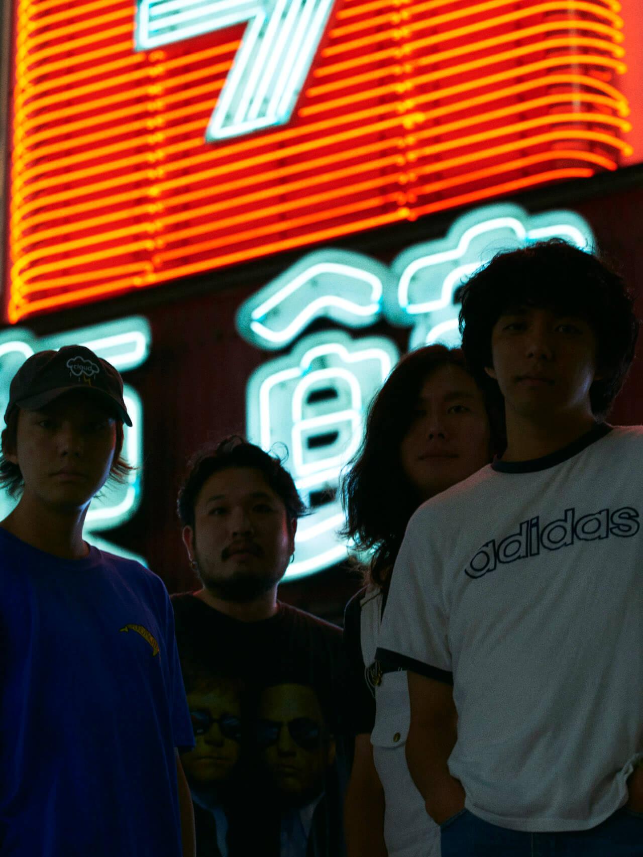 TENDOUJI×フジロック|東京オルタナシーン屈指の愛されバンドに訊く、フジロック初出演の意気込み interview190722-tendouji-5