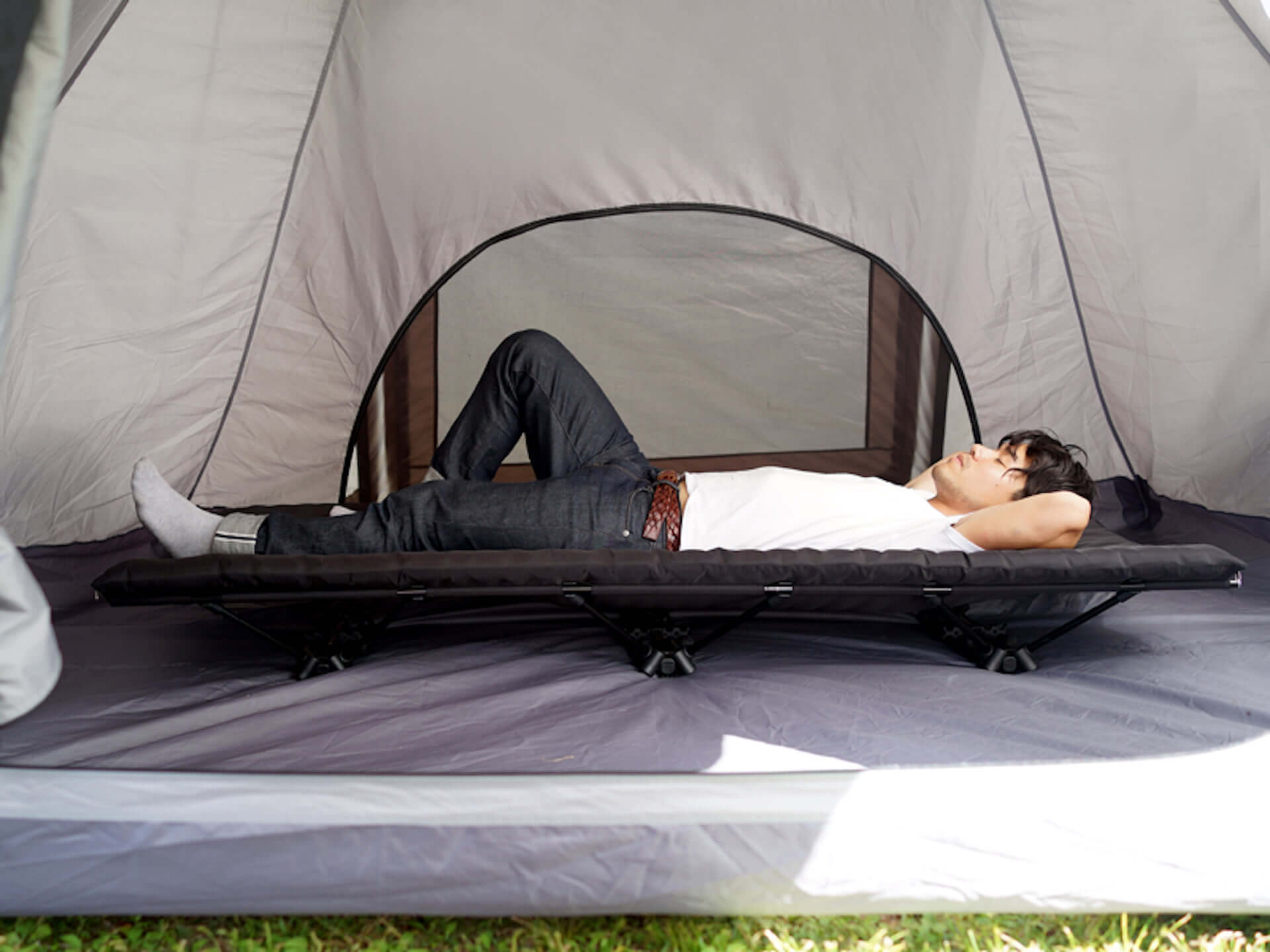 1台3役のキャンプ用ふかふかベッドが登場!男性でも快適な幅広設計なのにコンパクトで持ち運びに便利 lifefashion190723dod-camp-cot_3-1920x1440