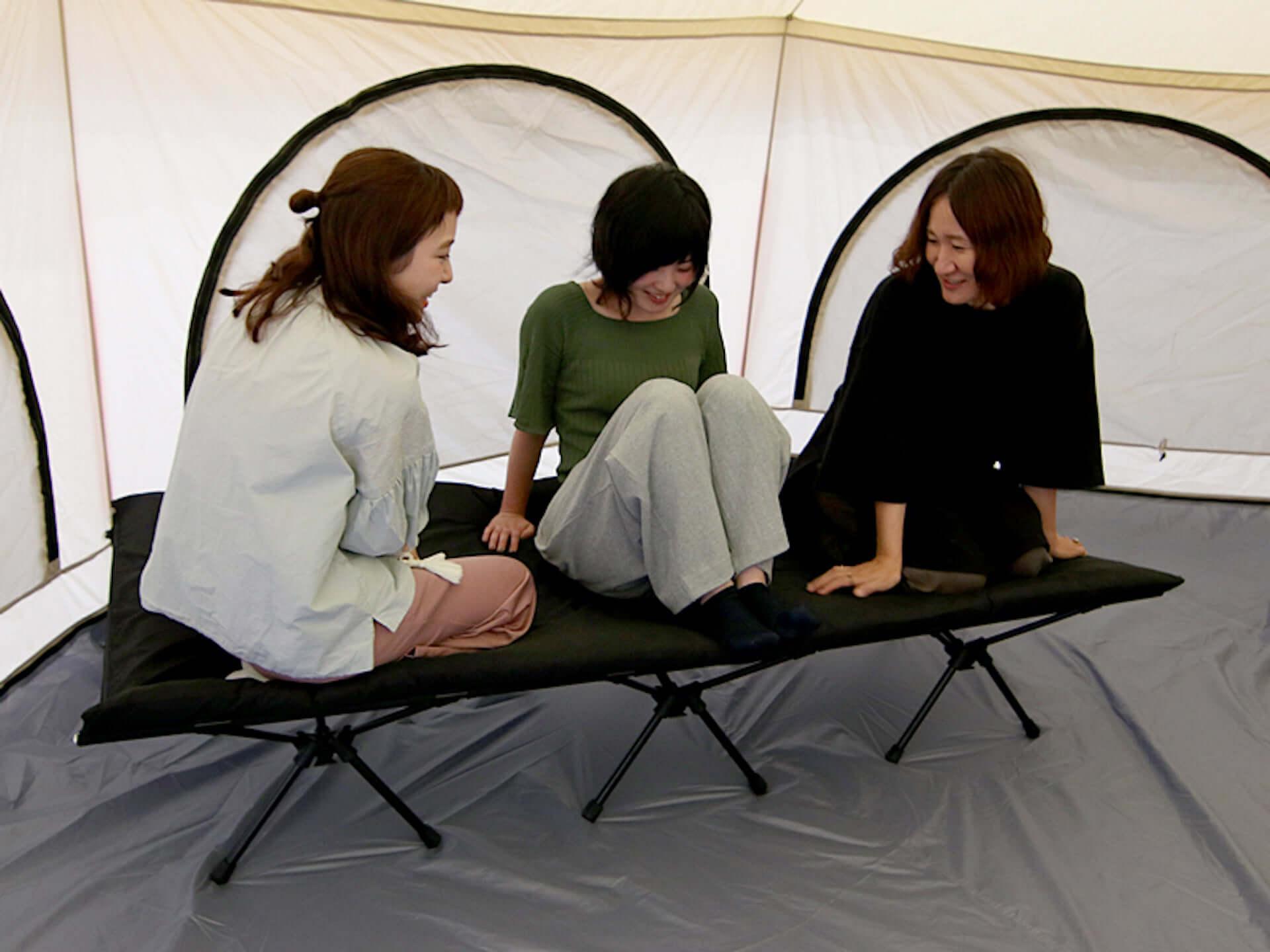1台3役のキャンプ用ふかふかベッドが登場!男性でも快適な幅広設計なのにコンパクトで持ち運びに便利 lifefashion190723dod-camp-cot_4-1920x1440
