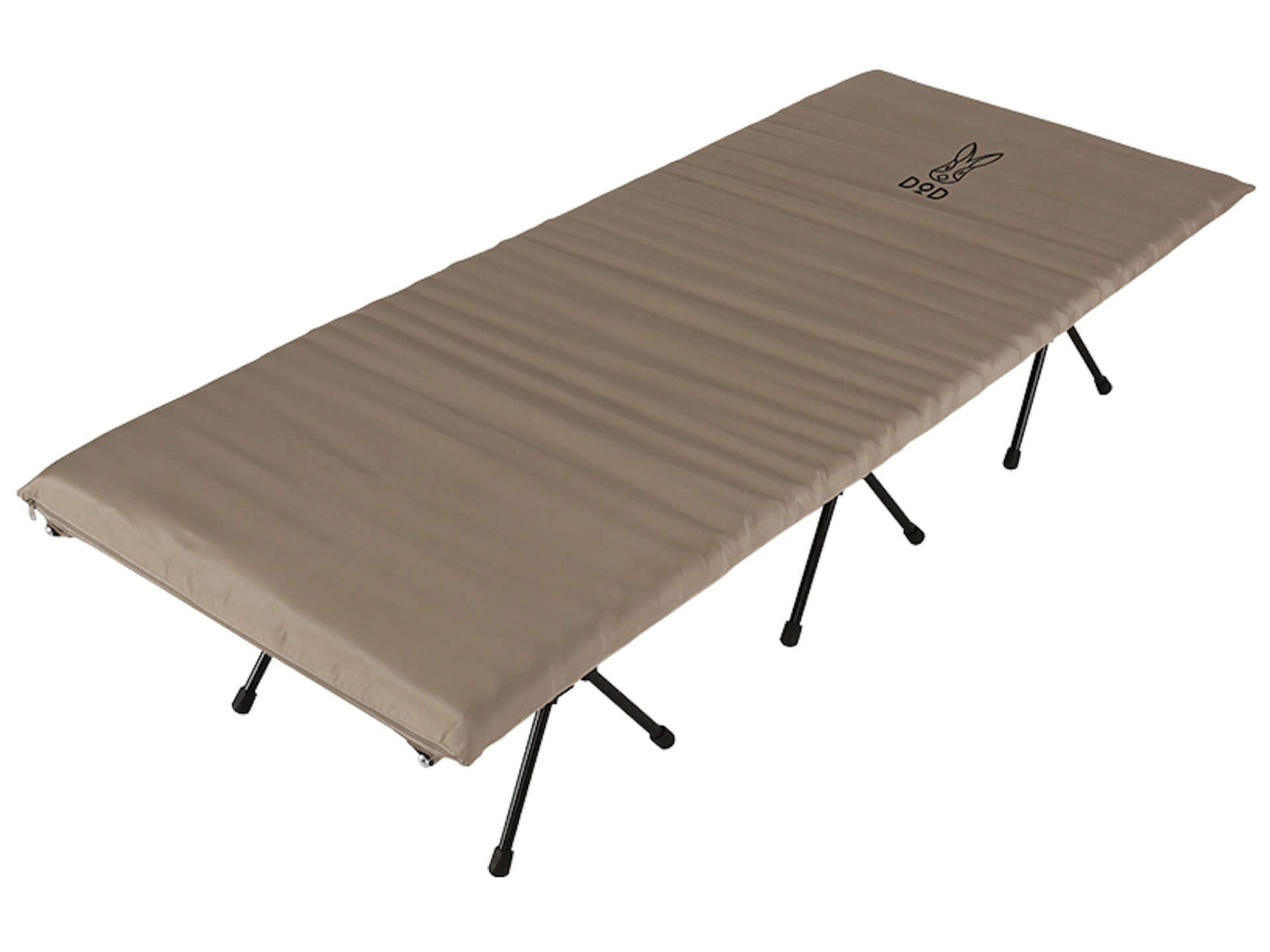 1台3役のキャンプ用ふかふかベッドが登場!男性でも快適な幅広設計なのにコンパクトで持ち運びに便利 lifefashion190723dod-camp-cot_10-1920x1440