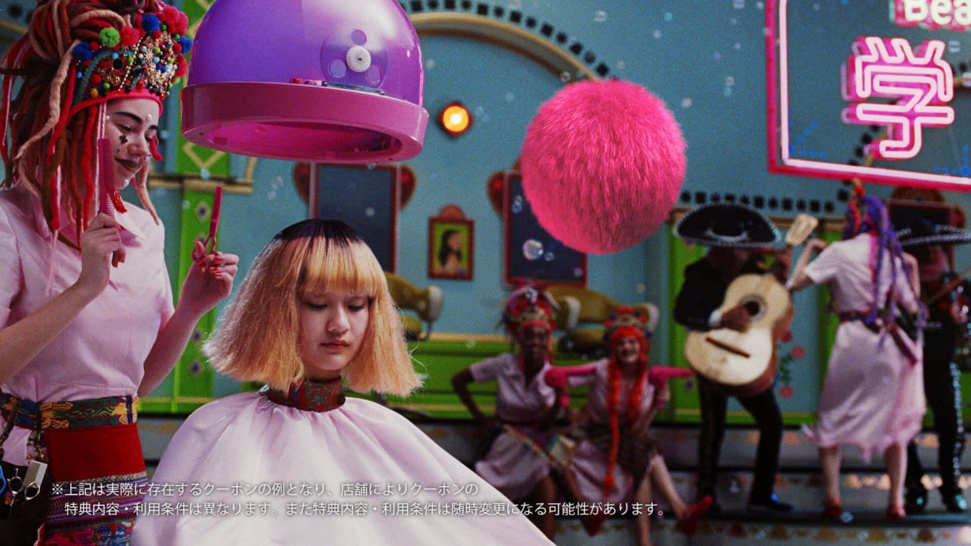 今田美桜がミュージカル風CMで不得意なダンスを披露!?メイキング&インタビュー映像も公開 life190726_imadamio_cm_7-1920x1080