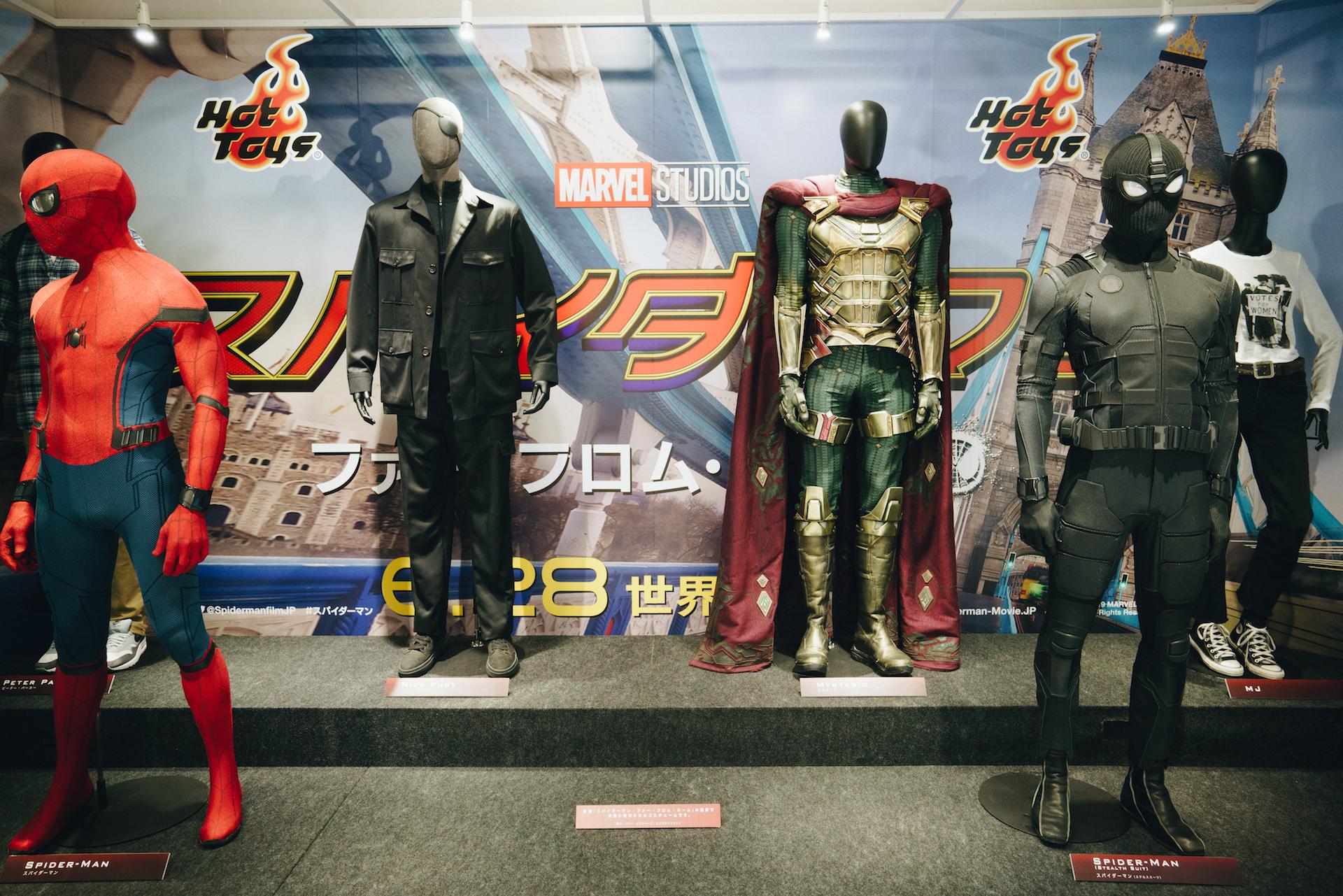 スパイダーマン好きなら目ギラギラ大興奮必至の期間限定ショップ探訪 art-culture-spiderman-store-report-5