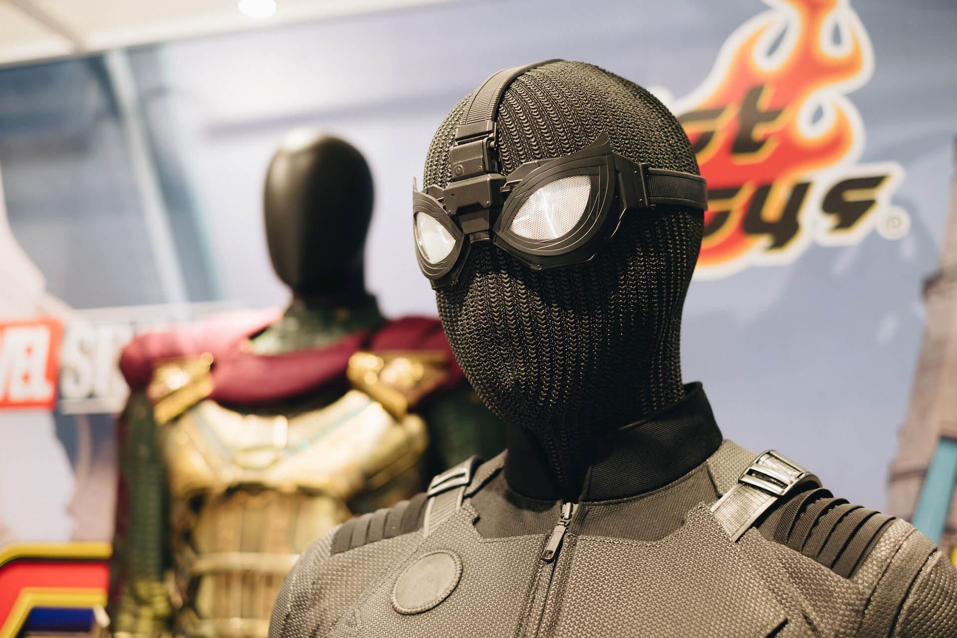 スパイダーマン好きなら目ギラギラ大興奮必至の期間限定ショップ探訪 art-culture-spiderman-store-report-7