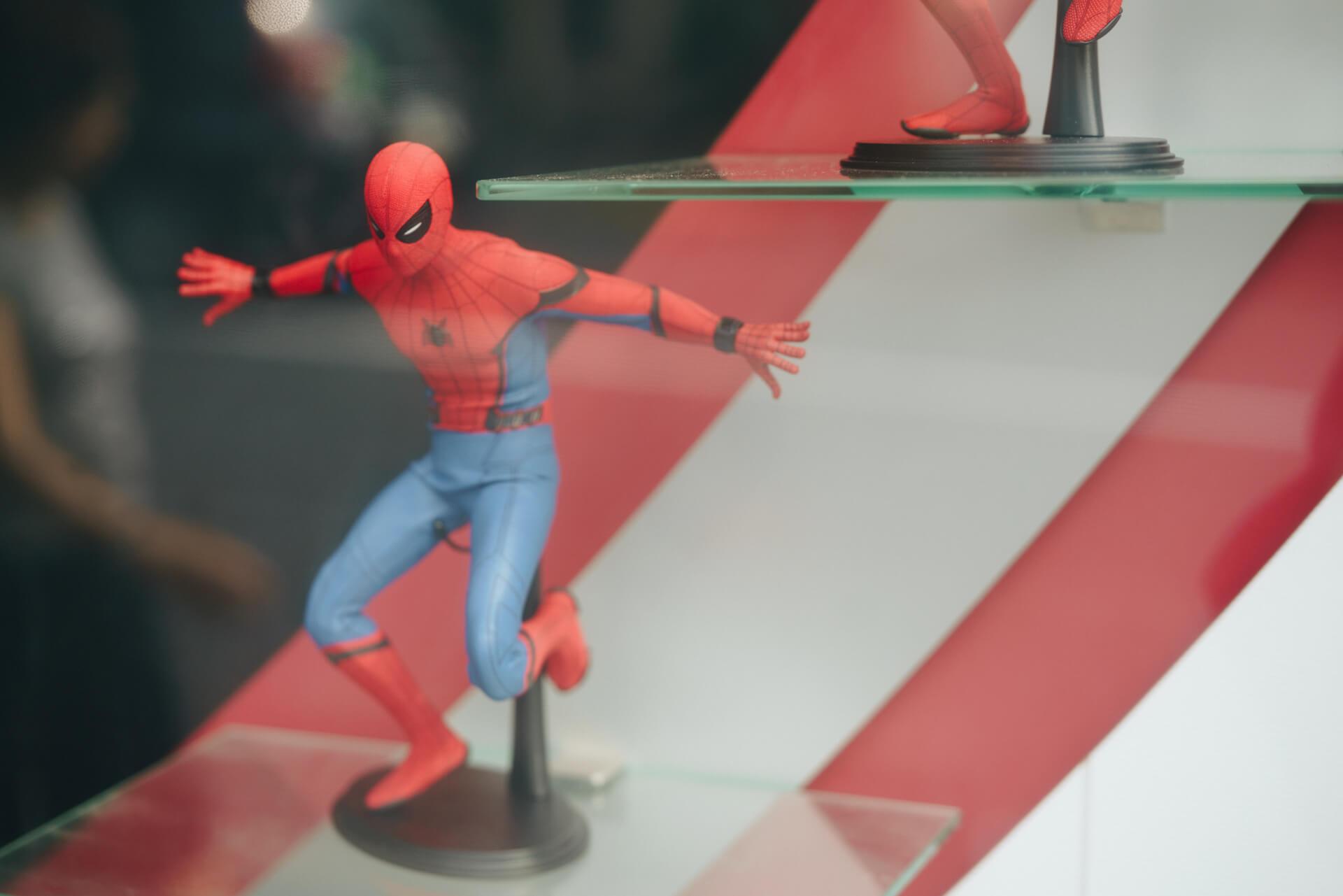 スパイダーマン好きなら目ギラギラ大興奮必至の期間限定ショップ探訪 art-culture-spiderman-store-report-19