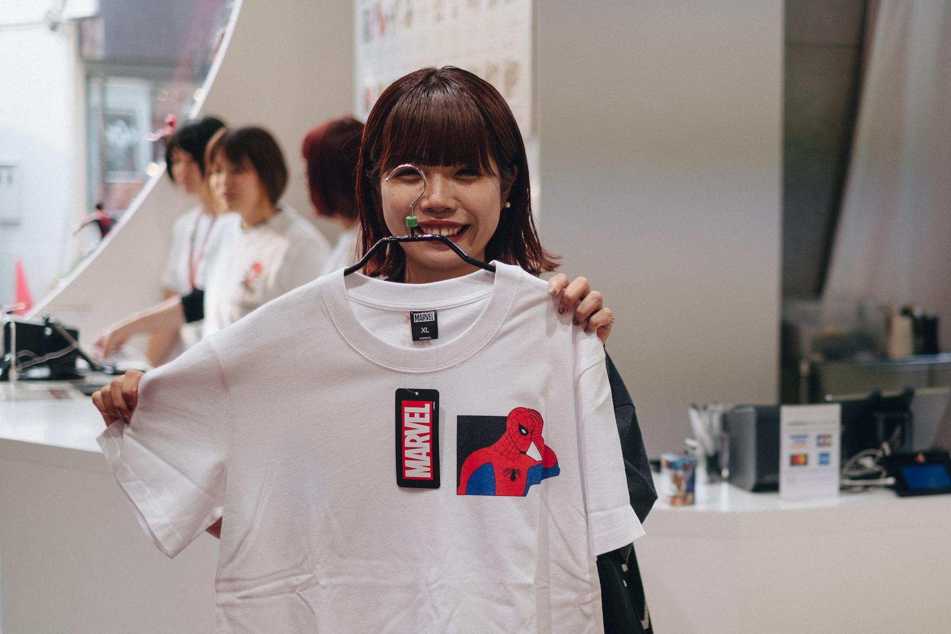スパイダーマン好きなら目ギラギラ大興奮必至の期間限定ショップ探訪 art-culture-spiderman-store-report-24