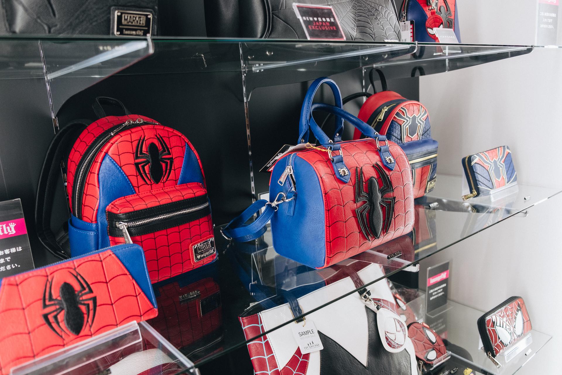 スパイダーマン好きなら目ギラギラ大興奮必至の期間限定ショップ探訪 art-culture-spiderman-store-report-22