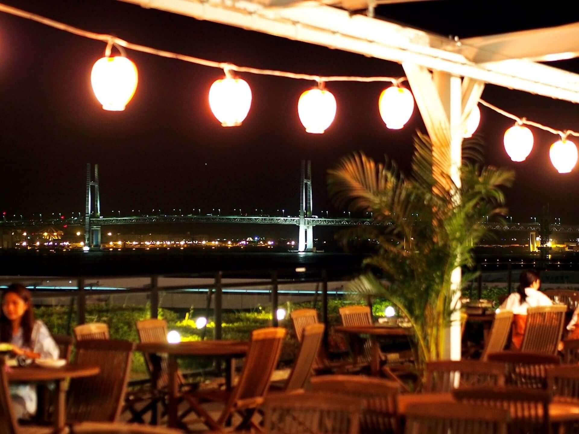 ビアガーデンと温泉を一緒に楽しもう!横浜港を臨むBBQビアガーデンが現在開催中! lifefashion190725beergarden_2-1920x1440