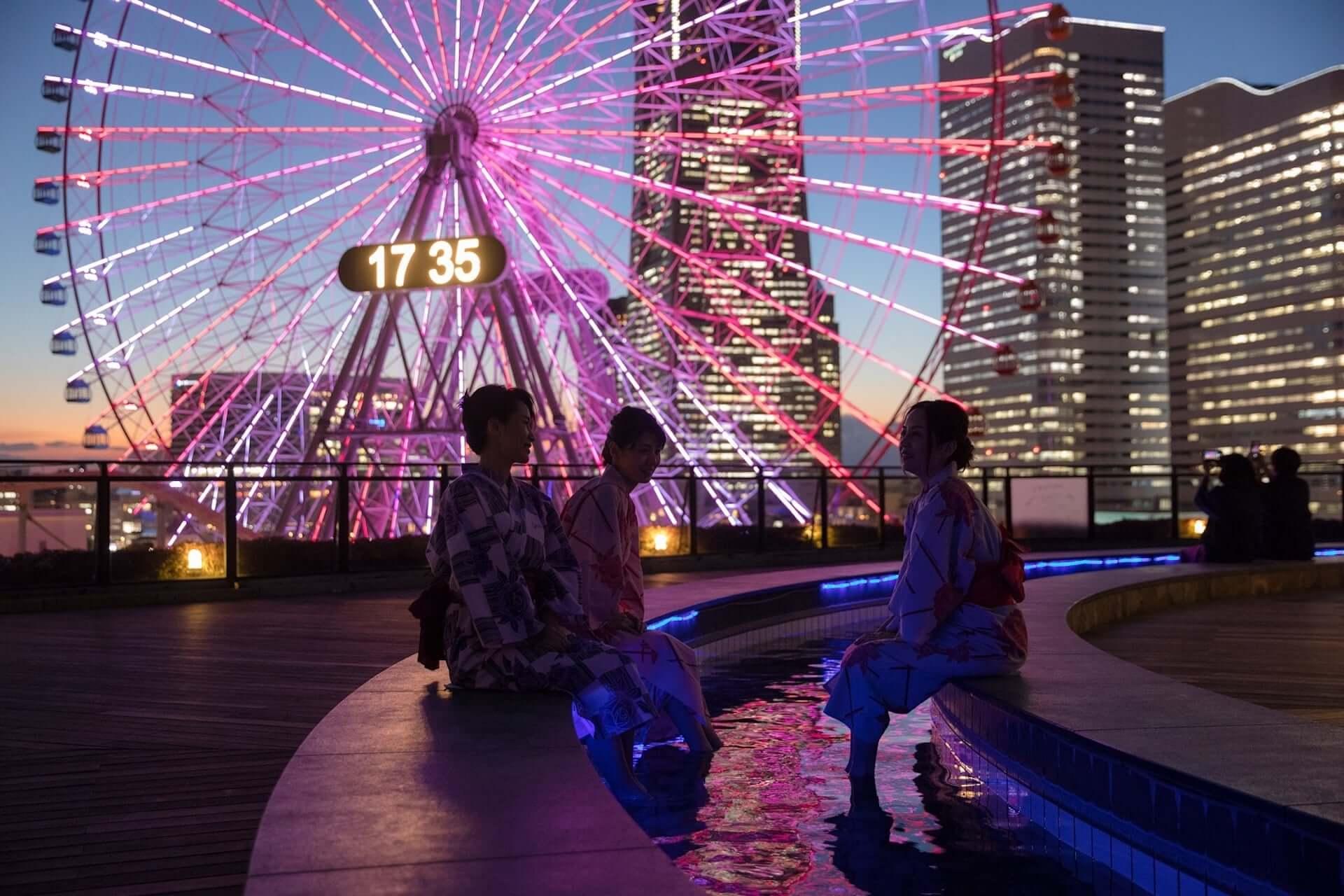 ビアガーデンと温泉を一緒に楽しもう!横浜港を臨むBBQビアガーデンが現在開催中! lifefashion190725beergarden_4-1920x1280