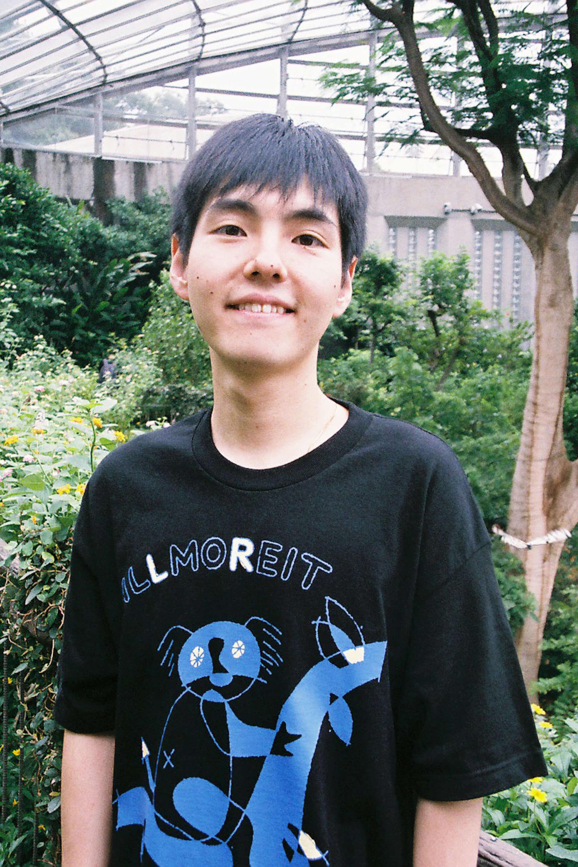 フジロック3日目に出演|新鋭ラッパー・dodo x Ryu OkuboによるコラボTシャツが本日から予約開始 lifefashion190726dodo_3-1920x2878