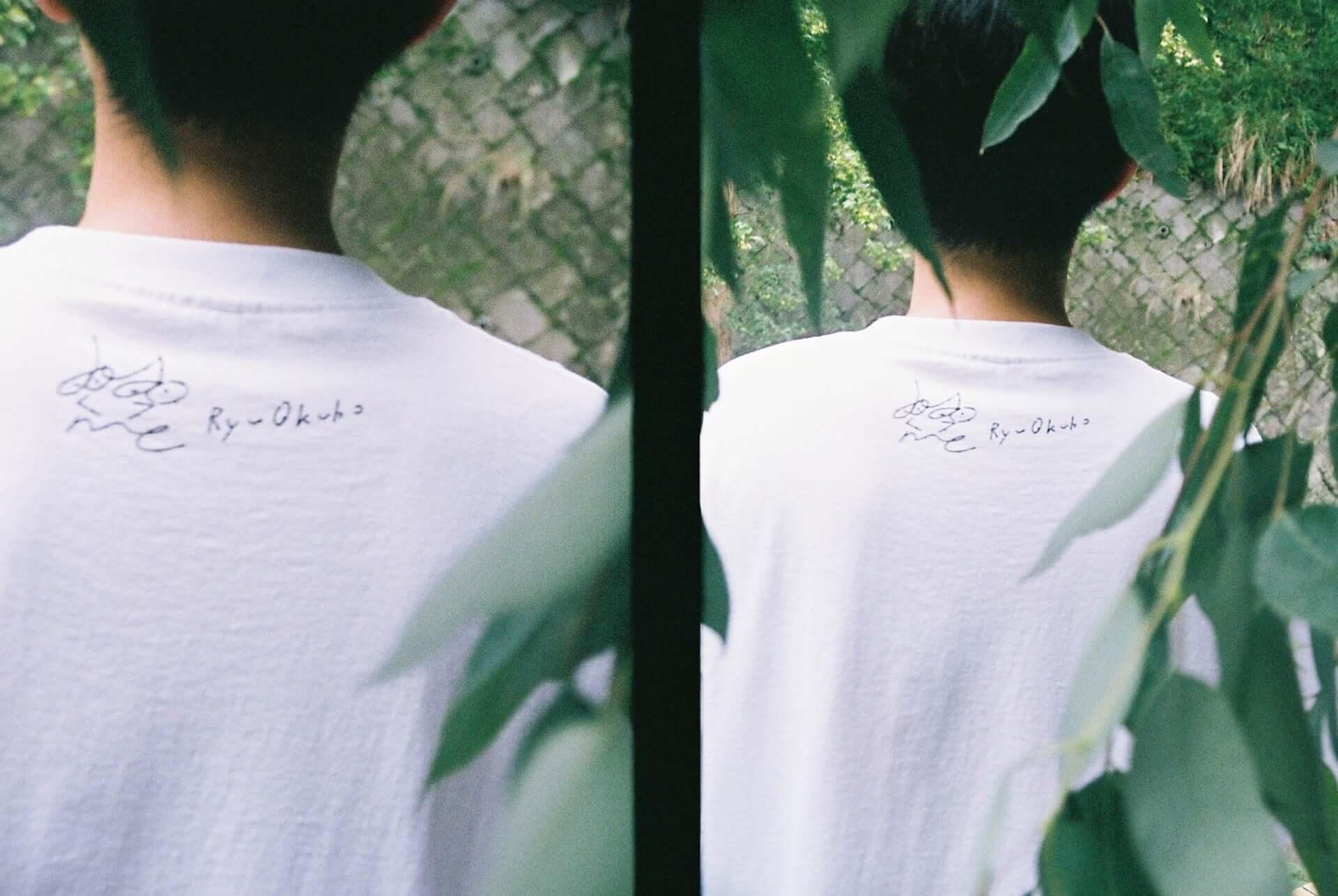 フジロック3日目に出演|新鋭ラッパー・dodo x Ryu OkuboによるコラボTシャツが本日から予約開始 lifefashion190726dodo_4-1920x1286