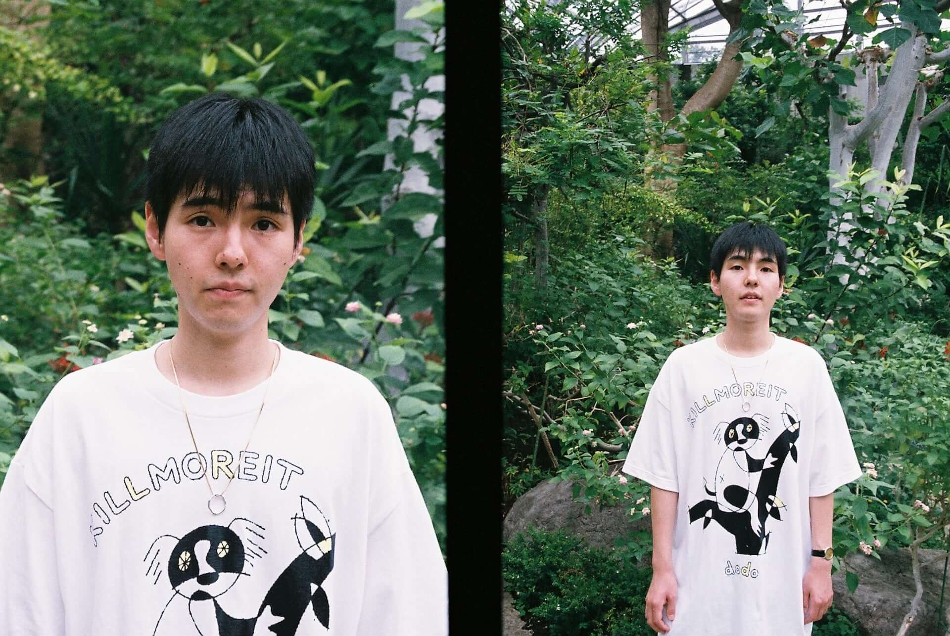 フジロック3日目に出演|新鋭ラッパー・dodo x Ryu OkuboによるコラボTシャツが本日から予約開始 lifefashion190726dodo_11-1920x1286