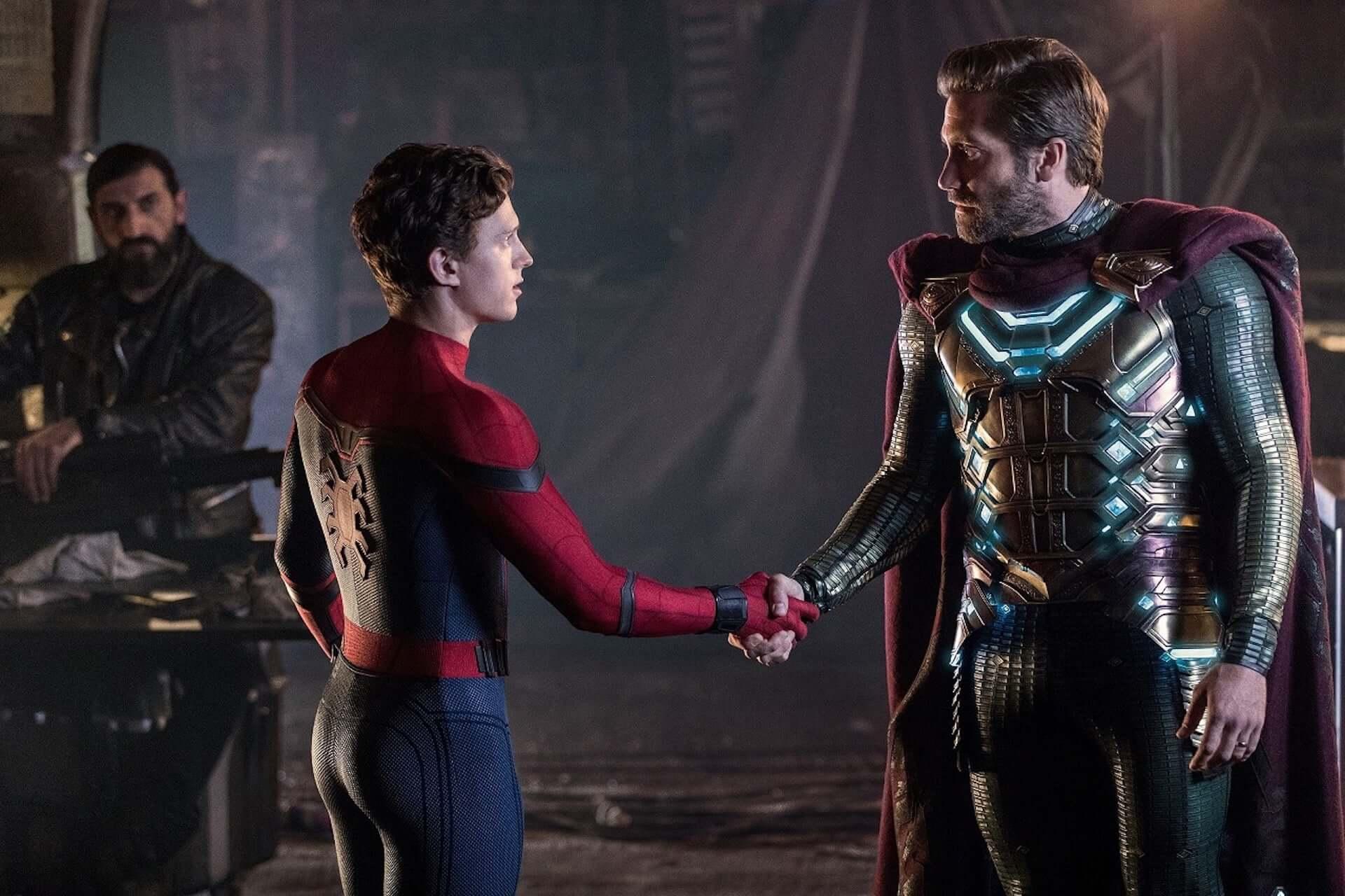 『スパイダーマン:ファー・フロム・ホーム』がソニー歴代2位の興収を記録!前作越えも達成 film190730spiderman-farfromhome_2-1920x1280