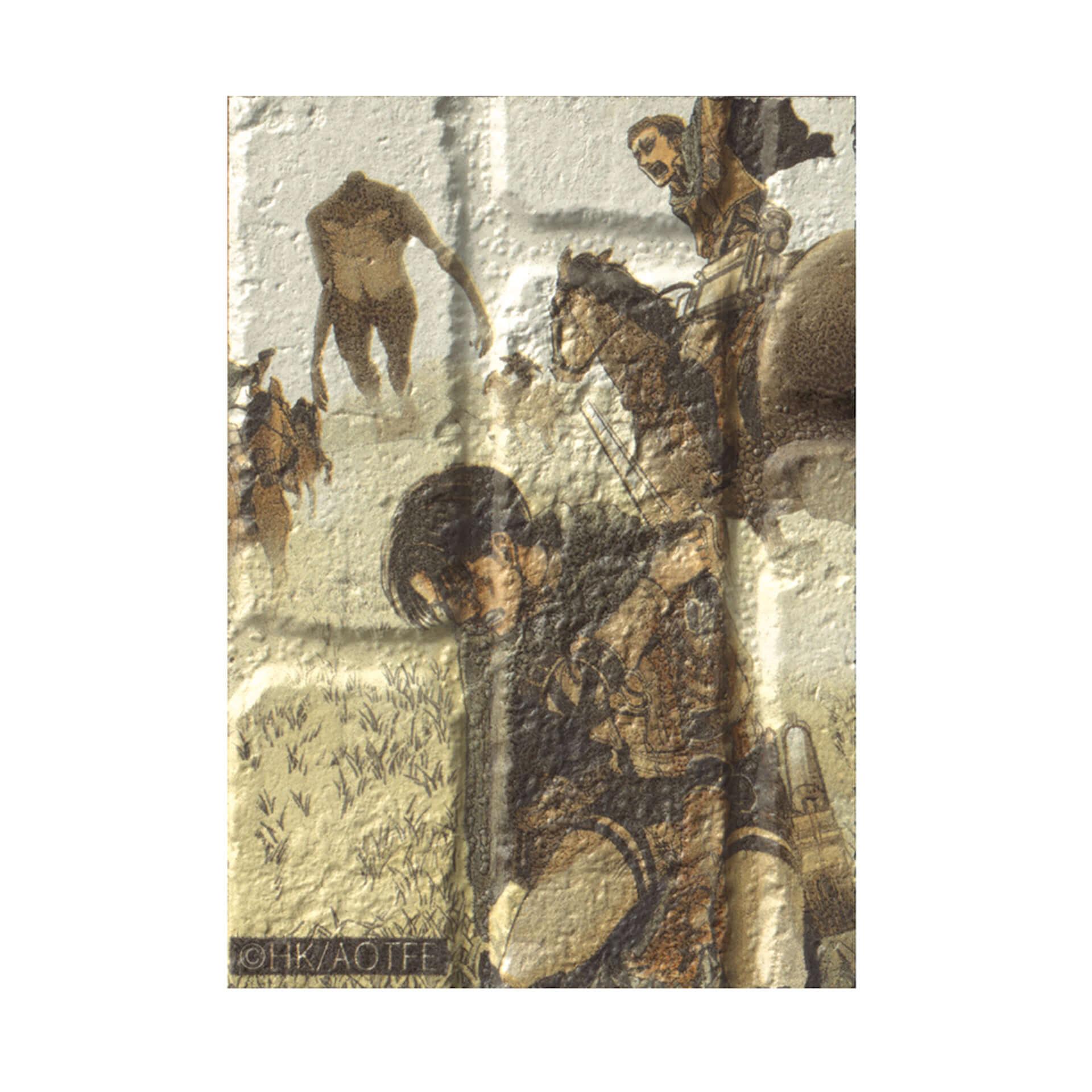 六本木ヒルズに超大型巨人が襲来!?<進撃の巨人展FINAL>150種類に及ぶ限定グッズの全ラインナップ公開 artculture190731kyojinten_7-1920x1920