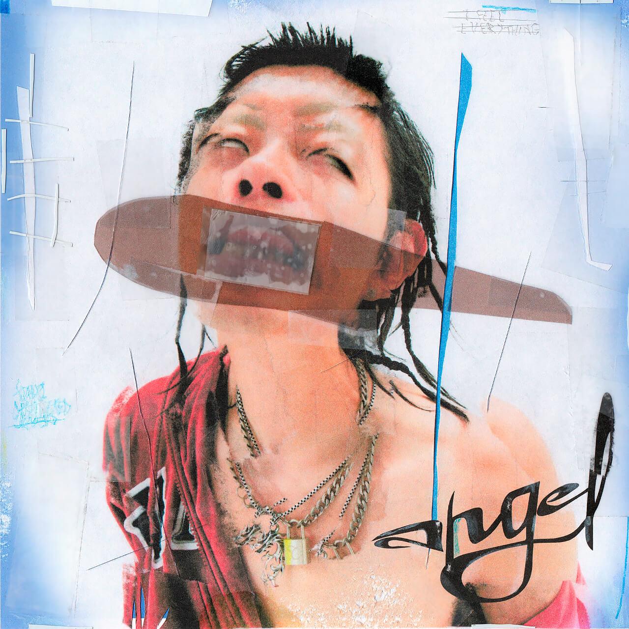 リリパ抽選に2,000人以上の応募が集まったTohji、最新作『angel』から「Snowboarding」のMVが公開に|ALカバーを担当したAnton Revaがディレクションを担当 music190731-tohji-2