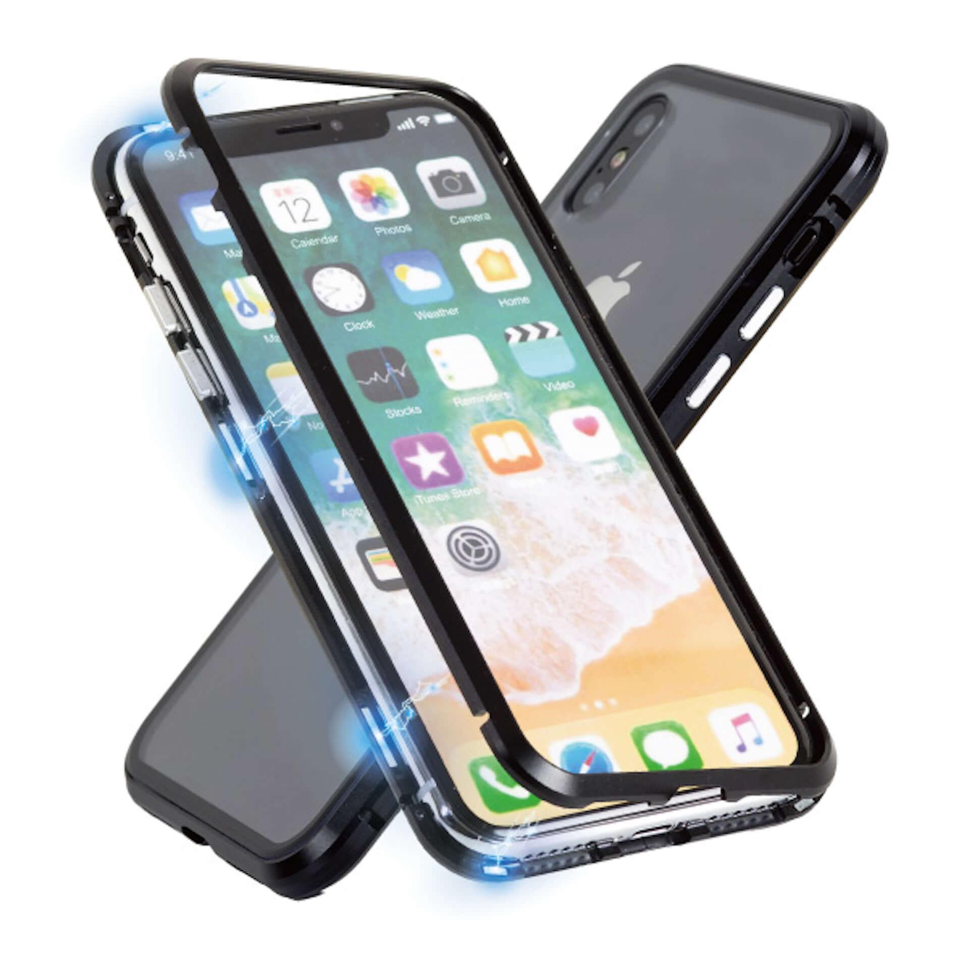 ハンマーでも割れないiPhoneケースが登場|頑強かつ軽量な「MAGNETIC ALUMINUM BUMPER CASE」発売 technology190731magnetic-iphonecase_3-1920x1917