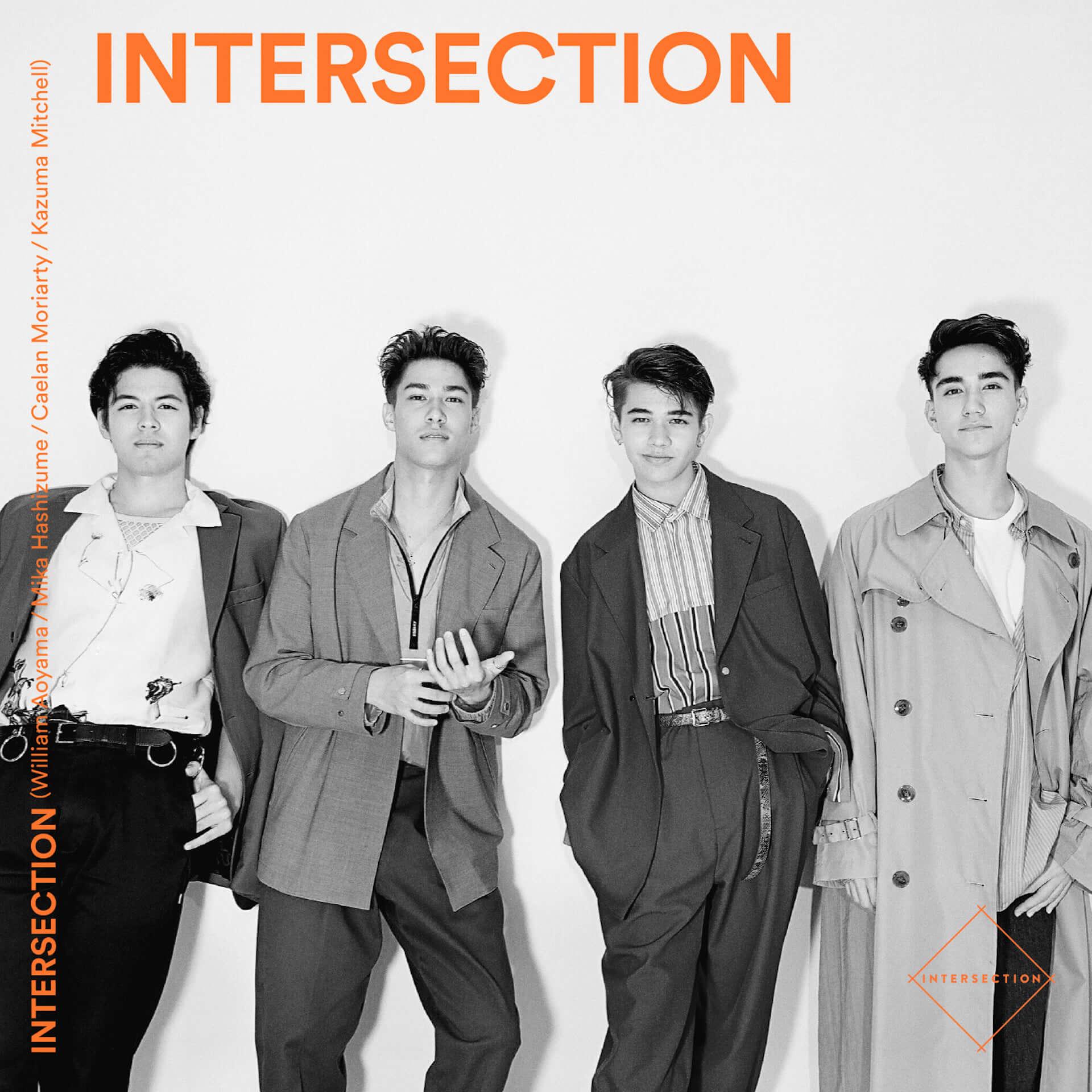 """ポスト""""ONE DIRECTION""""の座を狙うボーイズグループ・INTERSECTIONとは? music190805_intersection_2-1920x1920"""