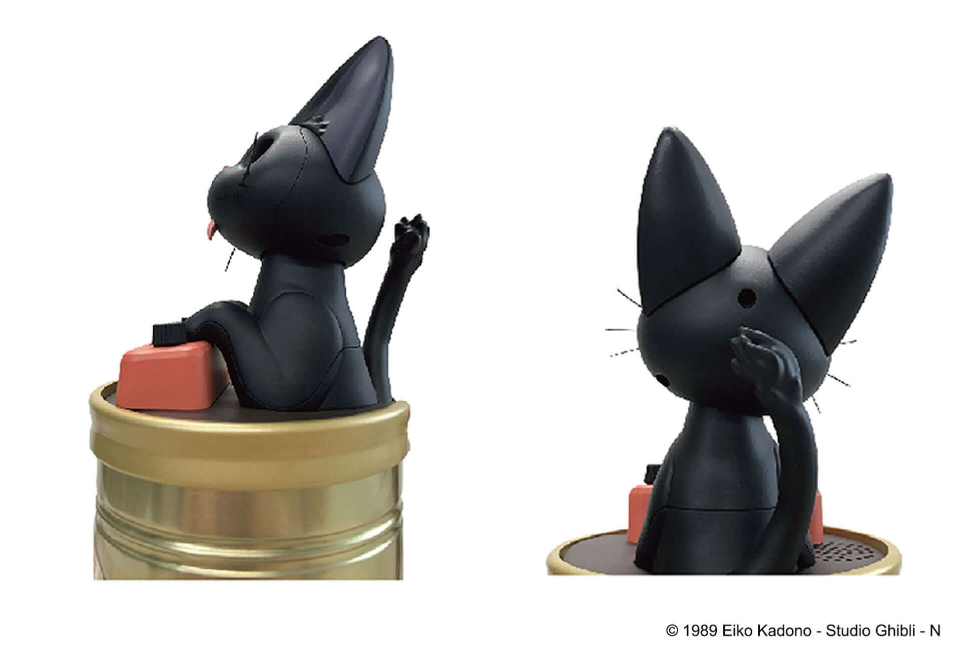 『魔女の宅急便』ジジが音に合わせてキュートに動く!「ジジのノリノリメロディバンク」発売 art190805_ghibli_jiji_2-1920x1299